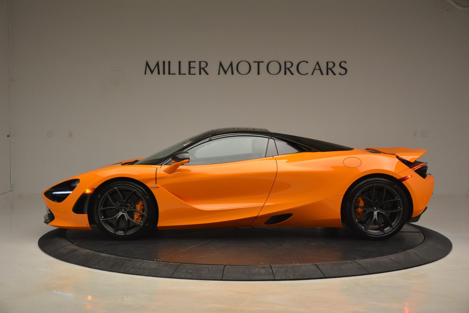 New 2020 McLaren 720S Spider For Sale In Westport, CT 3182_p4