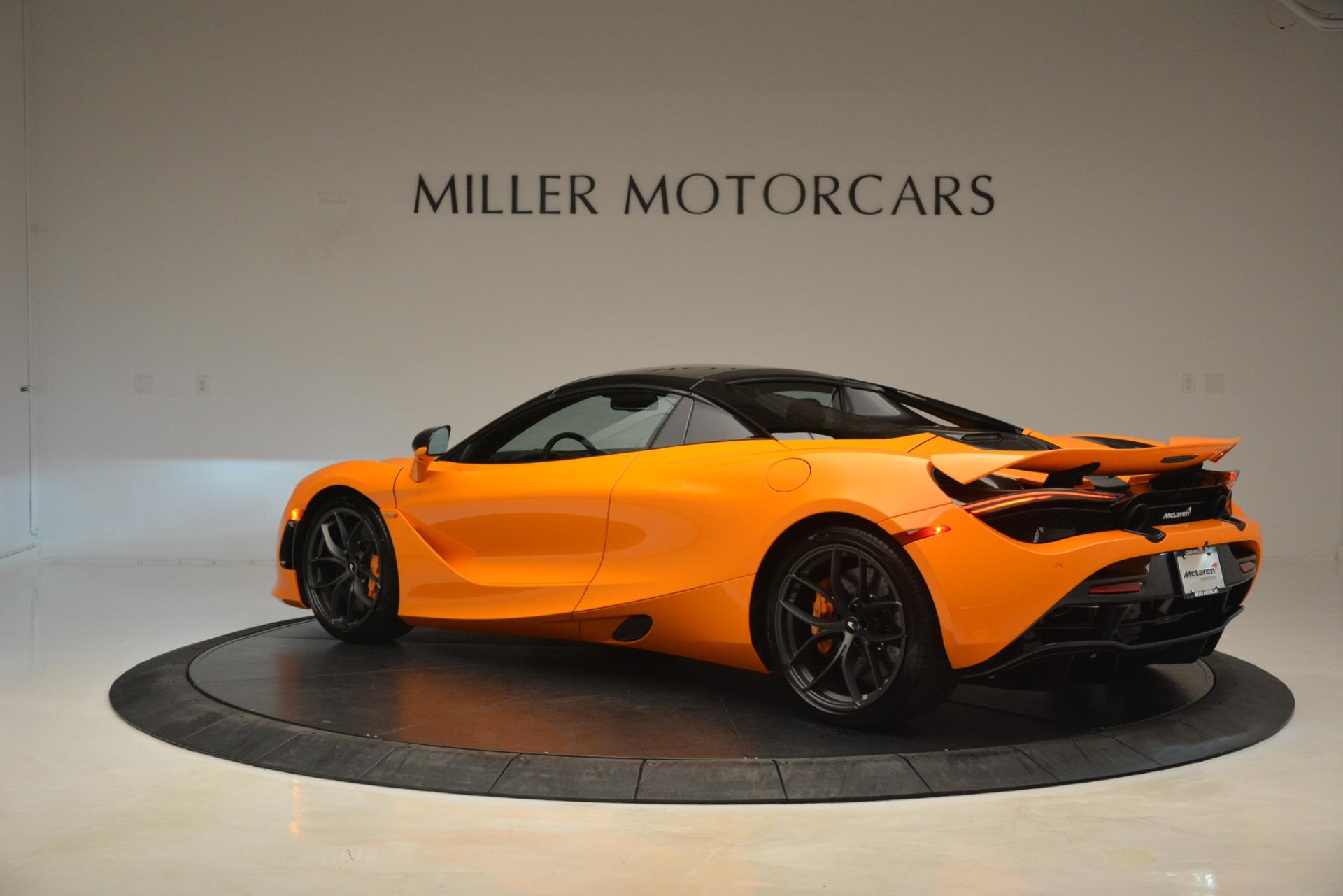 New 2020 McLaren 720S Convertible For Sale In Westport, CT 3182_p5