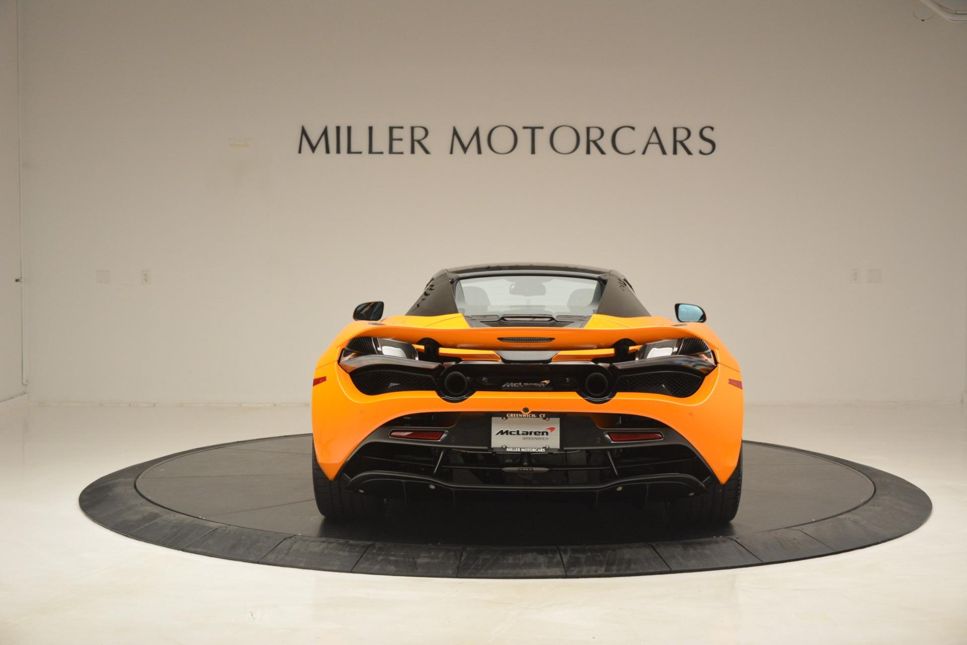 New 2020 McLaren 720S Spider For Sale In Westport, CT 3182_p6