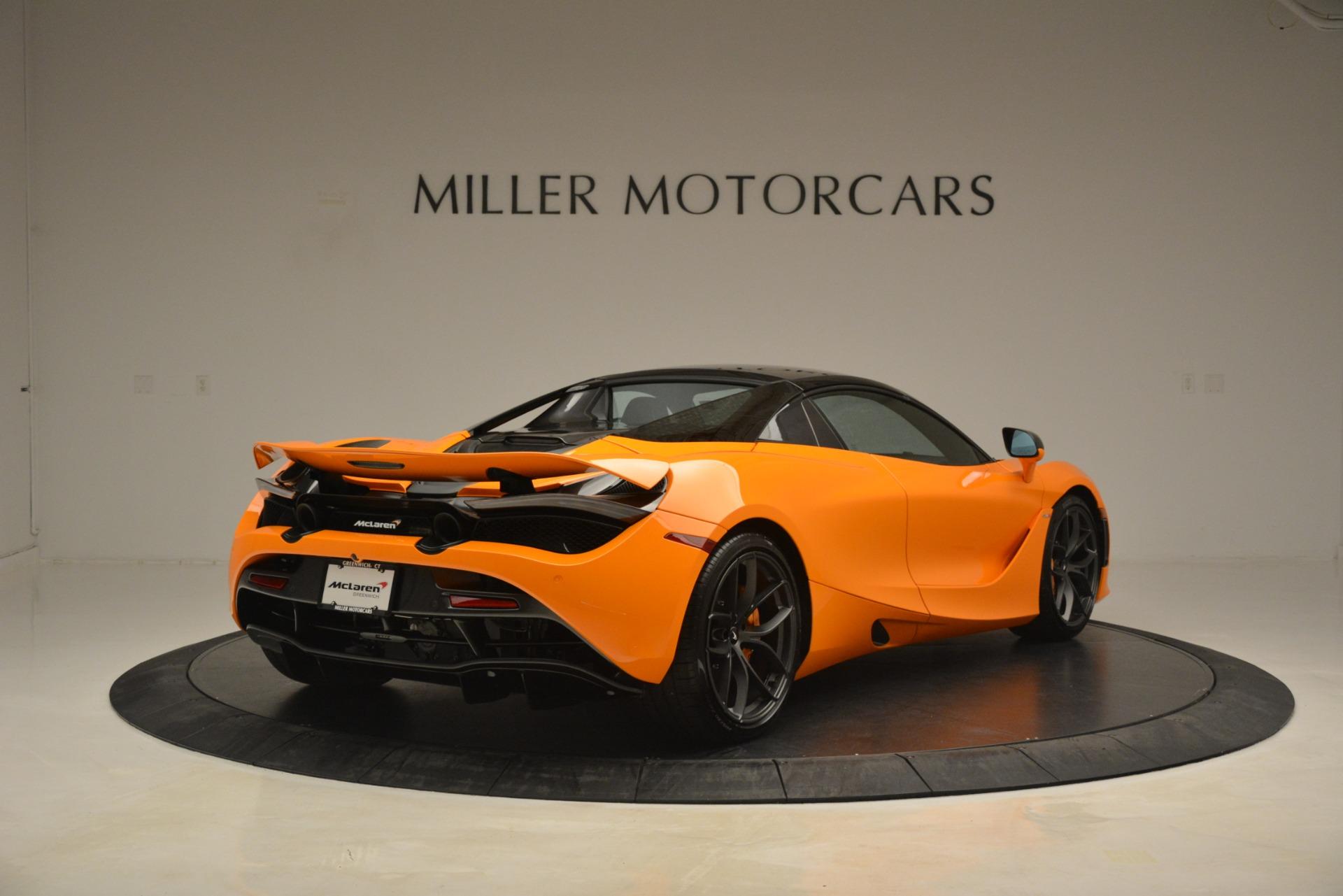 New 2020 McLaren 720S Spider For Sale In Westport, CT 3182_p7
