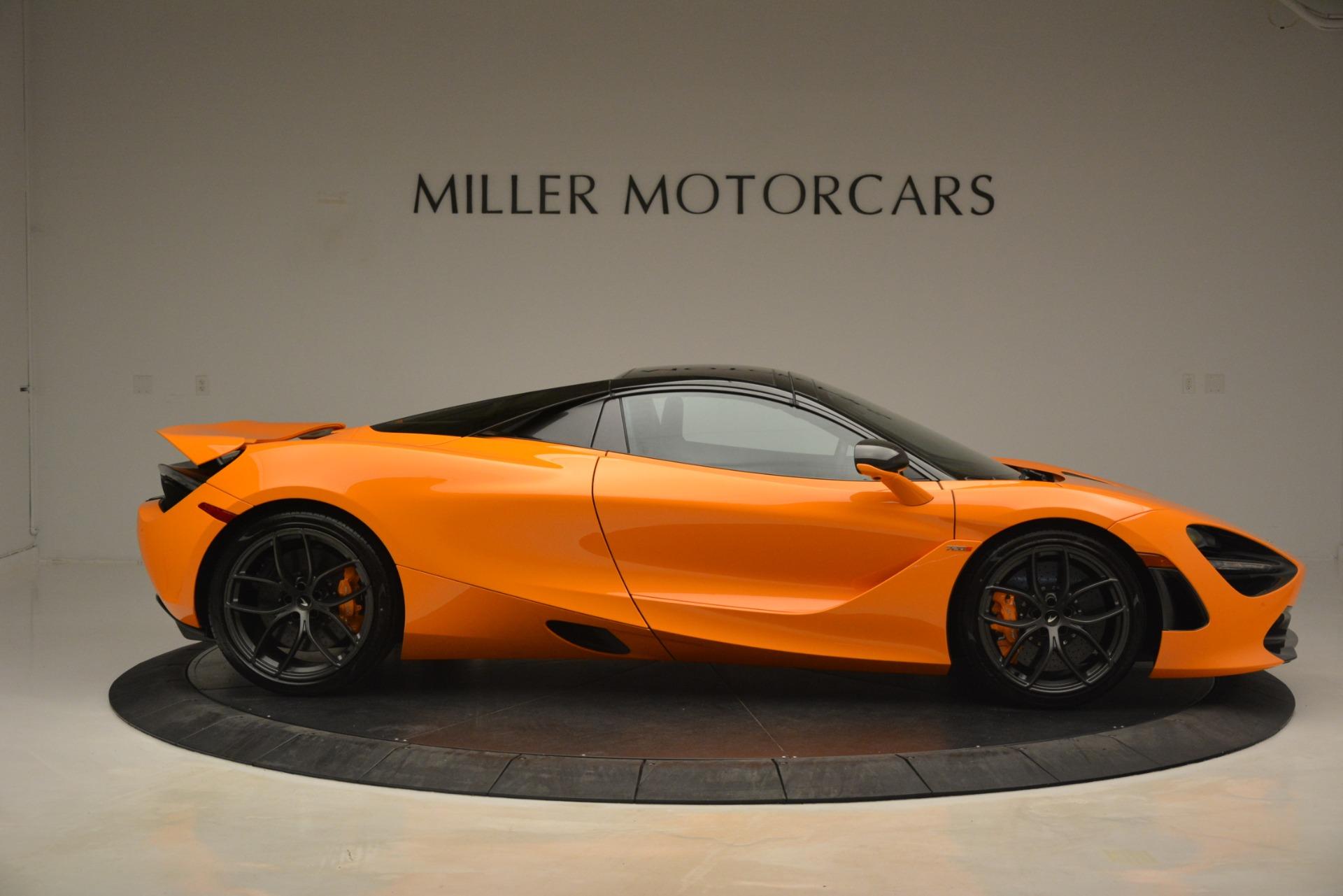 New 2020 McLaren 720S Spider For Sale In Westport, CT 3182_p8