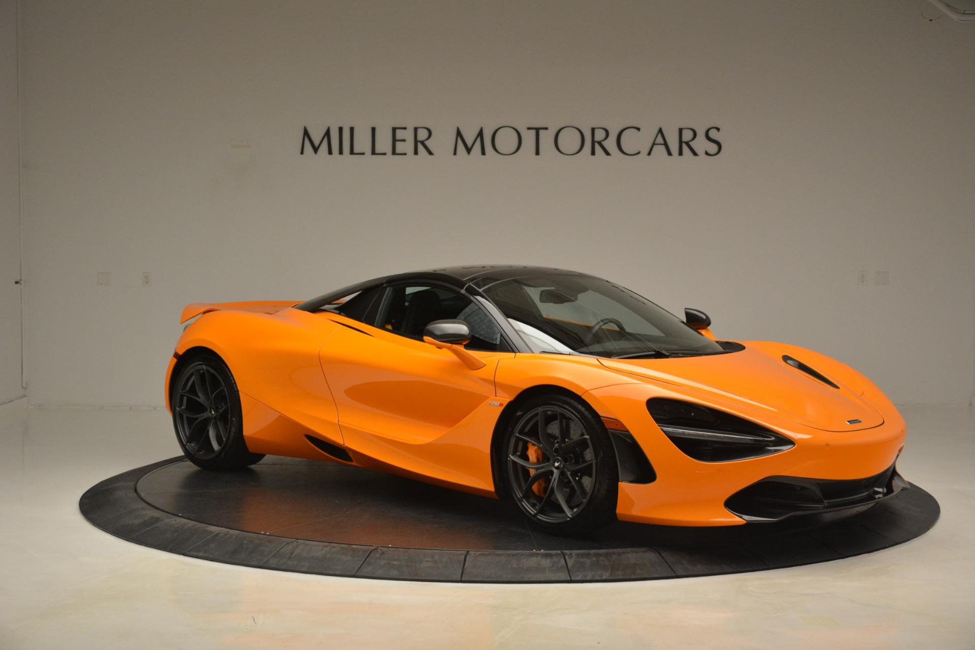 New 2020 McLaren 720S Spider For Sale In Westport, CT 3182_p9