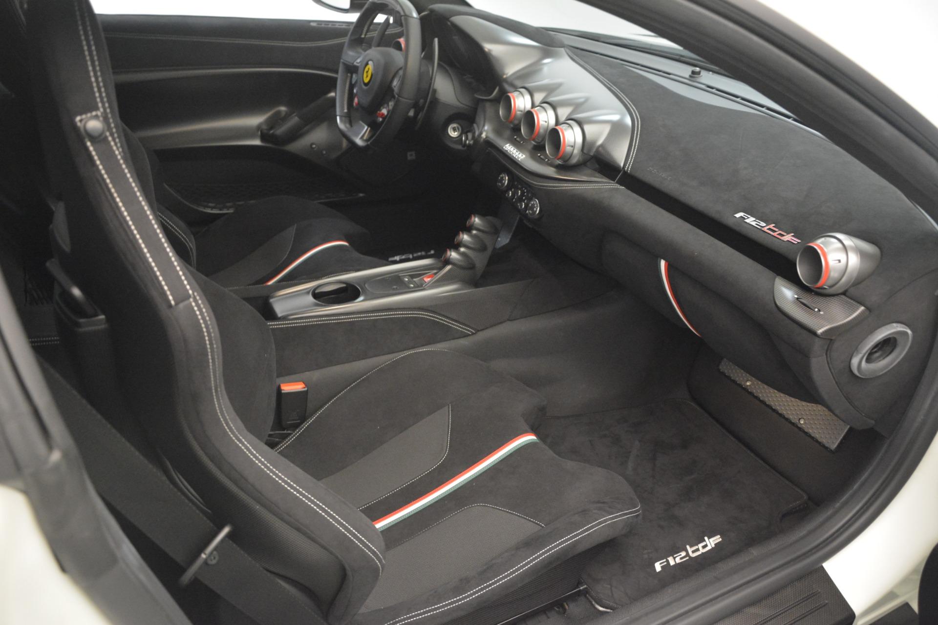 Used 2017 Ferrari F12tdf  For Sale In Westport, CT 3183_p17