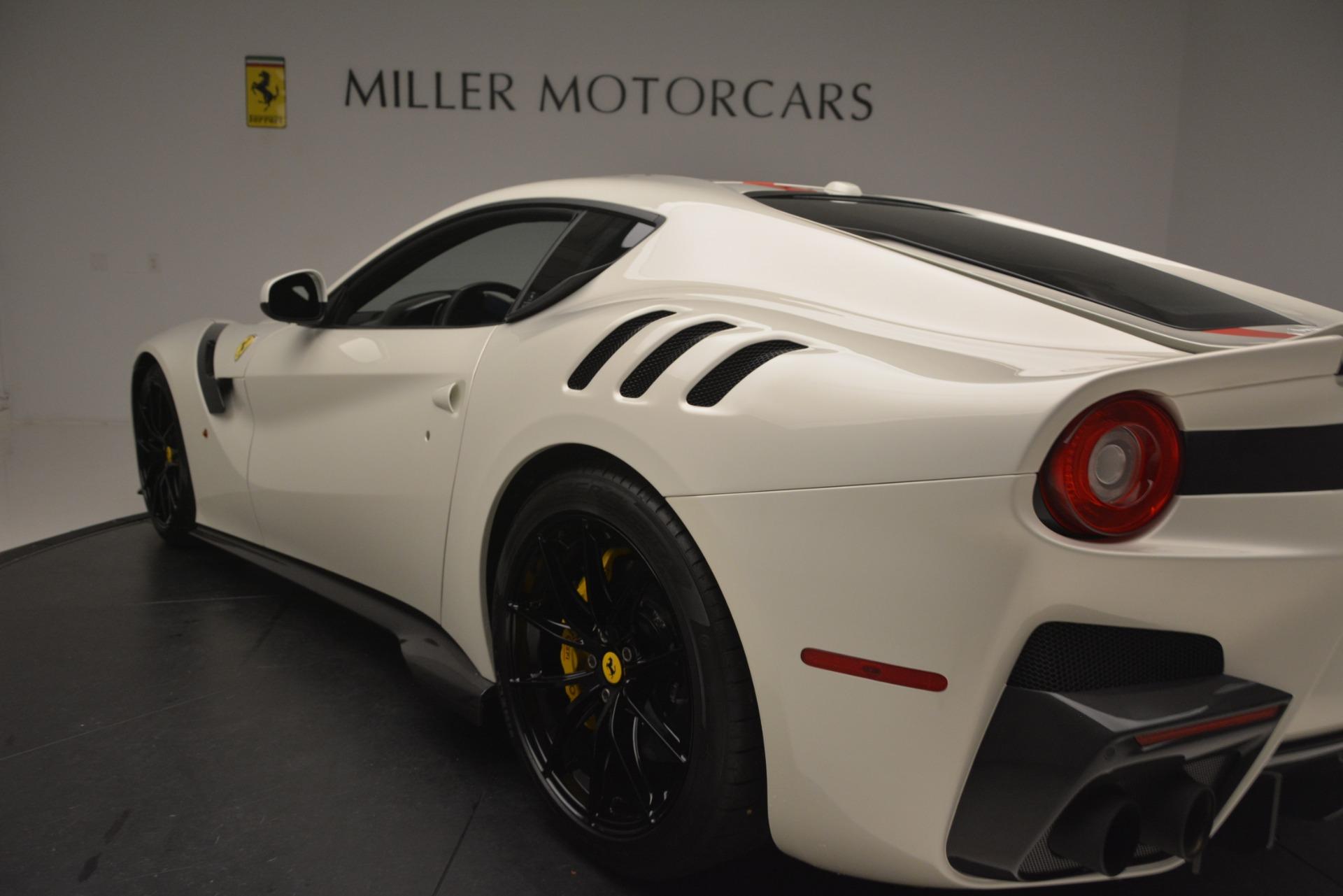 Used 2017 Ferrari F12tdf  For Sale In Westport, CT 3183_p26