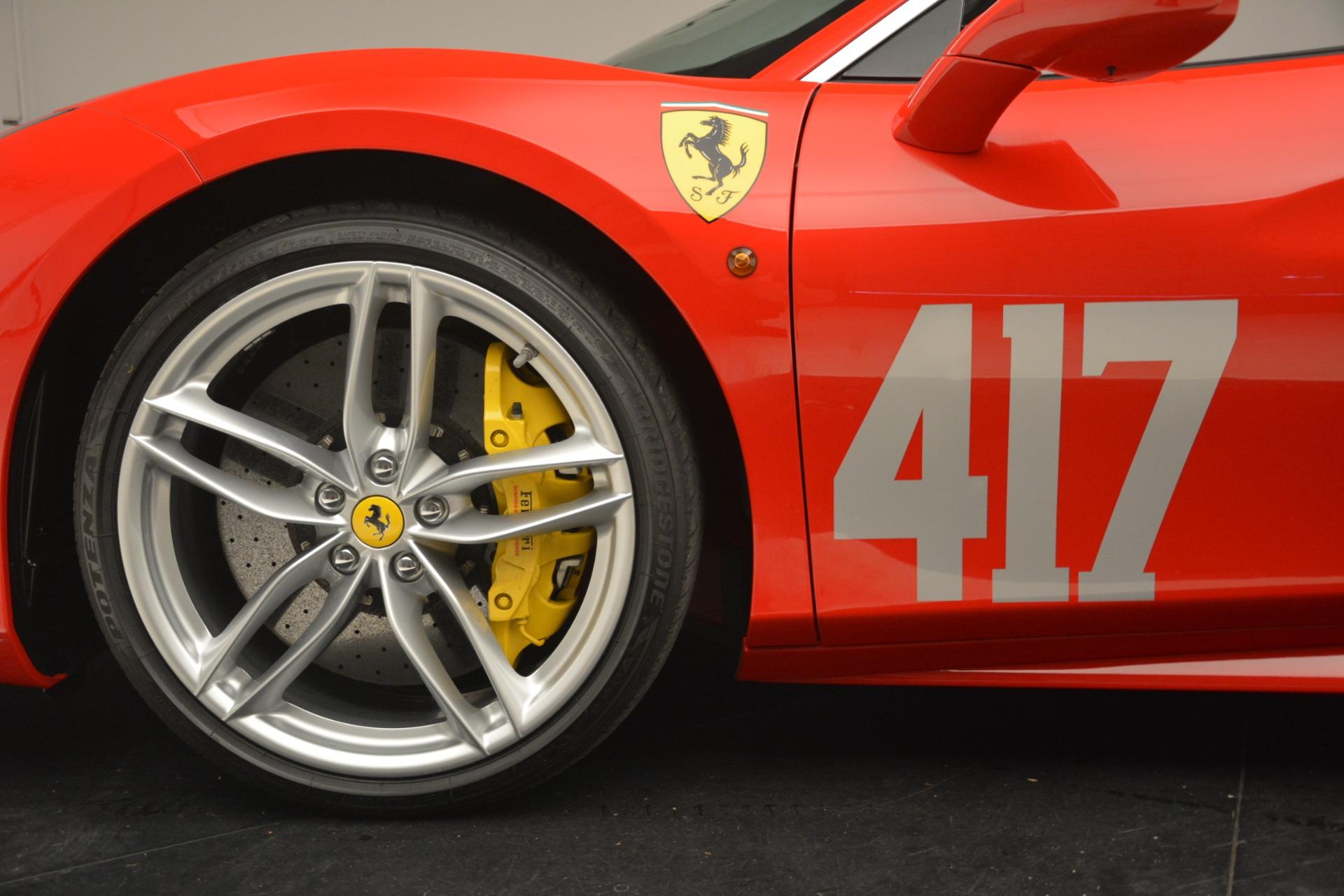 Used 2018 Ferrari 488 GTB  For Sale In Westport, CT 3185_p20