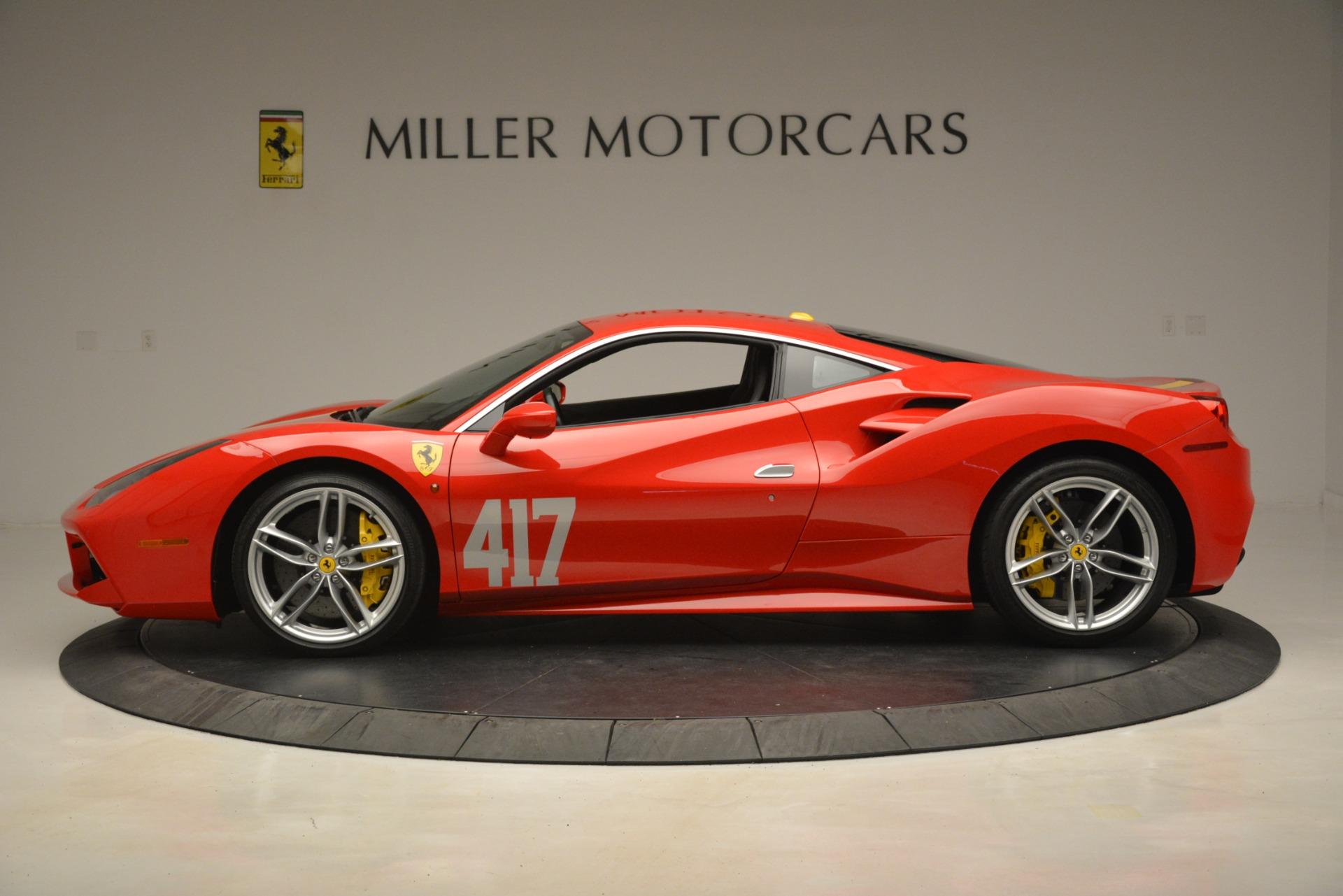 Used 2018 Ferrari 488 GTB  For Sale In Westport, CT 3185_p3