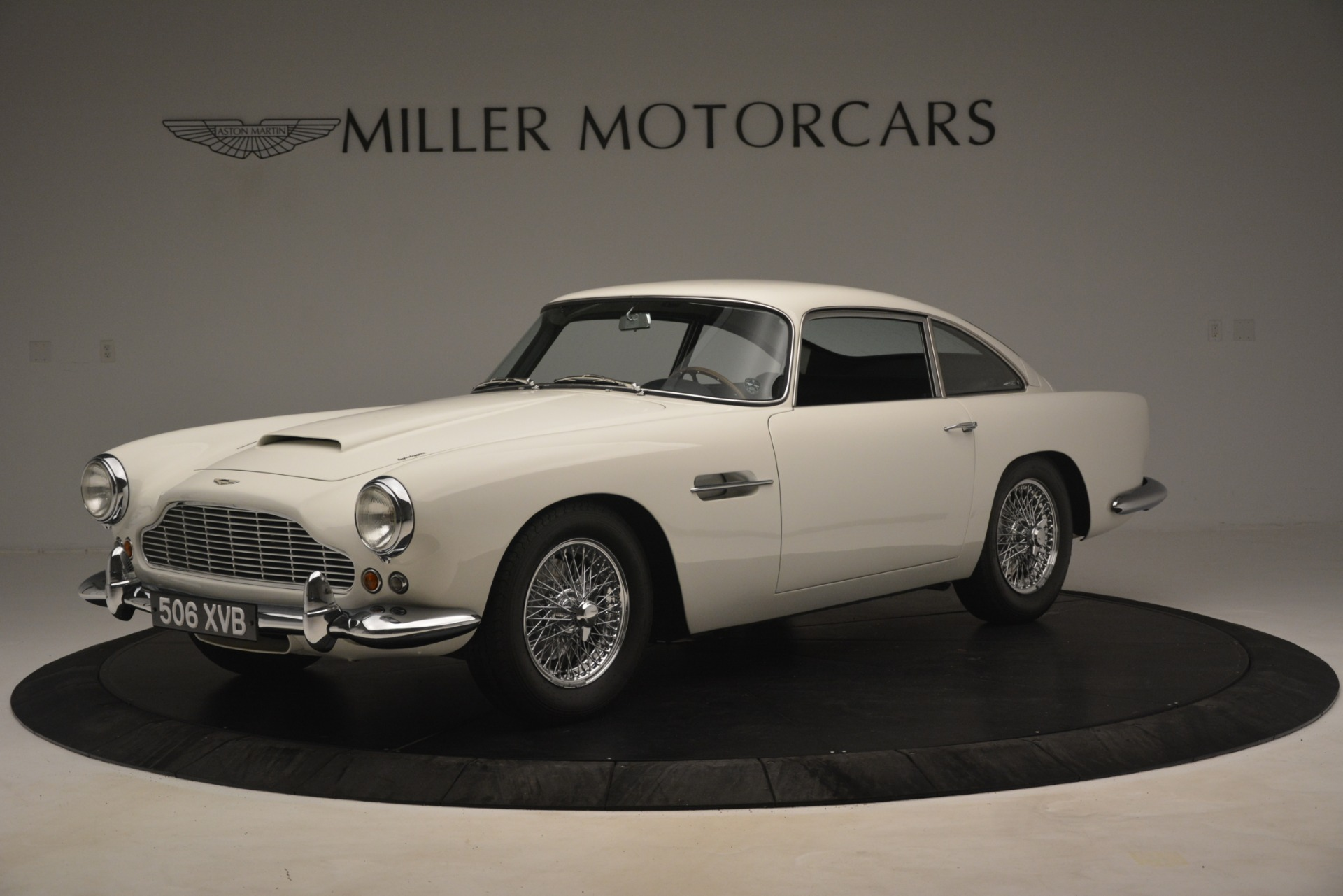 Used 1961 Aston Martin DB4 Series IV Coupe For Sale In Westport, CT