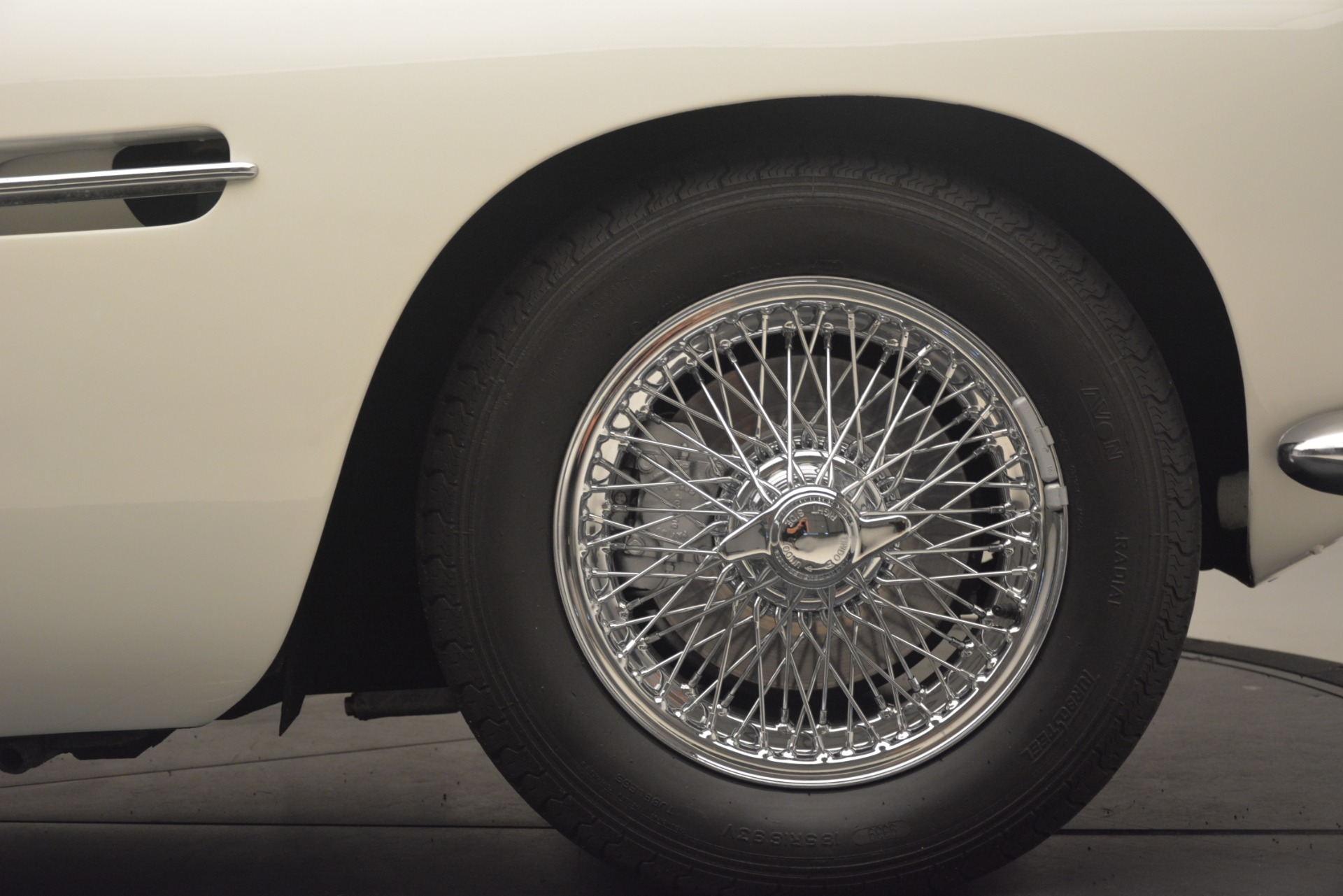 Used 1961 Aston Martin DB4 Series IV Coupe For Sale In Westport, CT 3186_p16