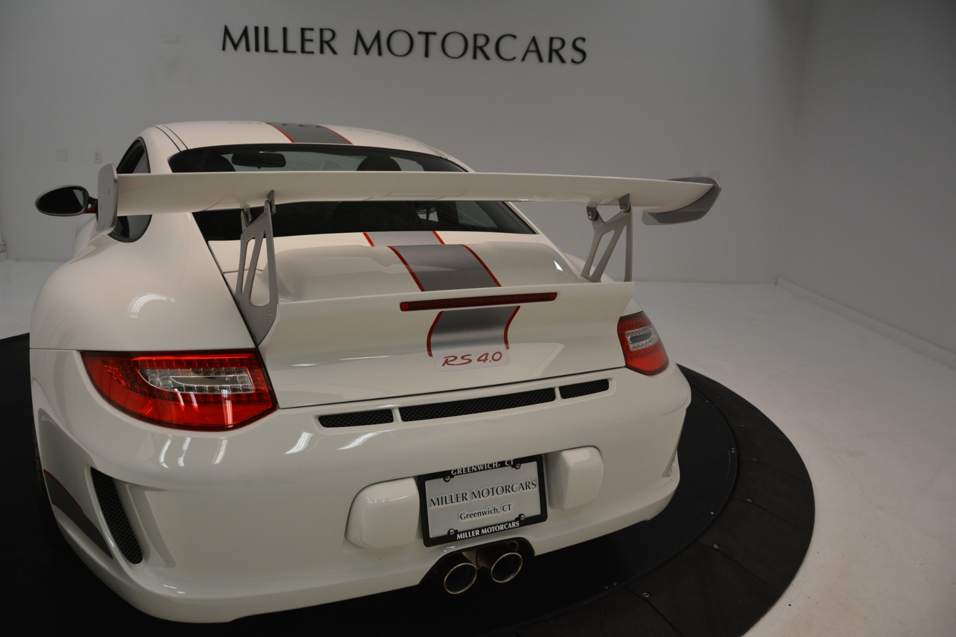 Used 2011 Porsche 911 GT3 RS 4.0 For Sale In Westport, CT 3188_p26