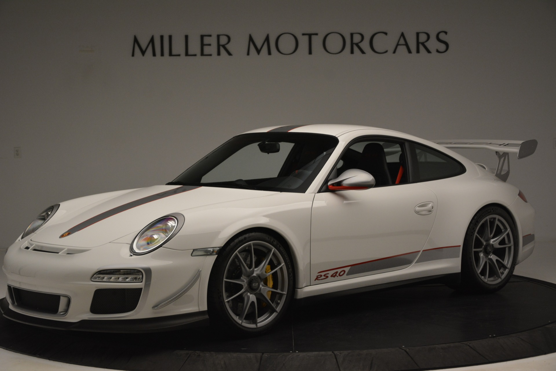Used 2011 Porsche 911 GT3 RS 4.0 For Sale In Westport, CT 3188_p2