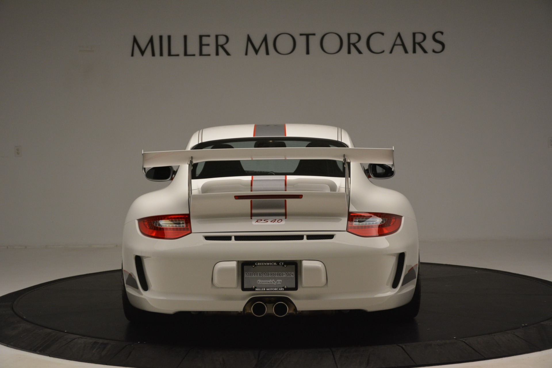 Used 2011 Porsche 911 GT3 RS 4.0 For Sale In Westport, CT 3188_p6