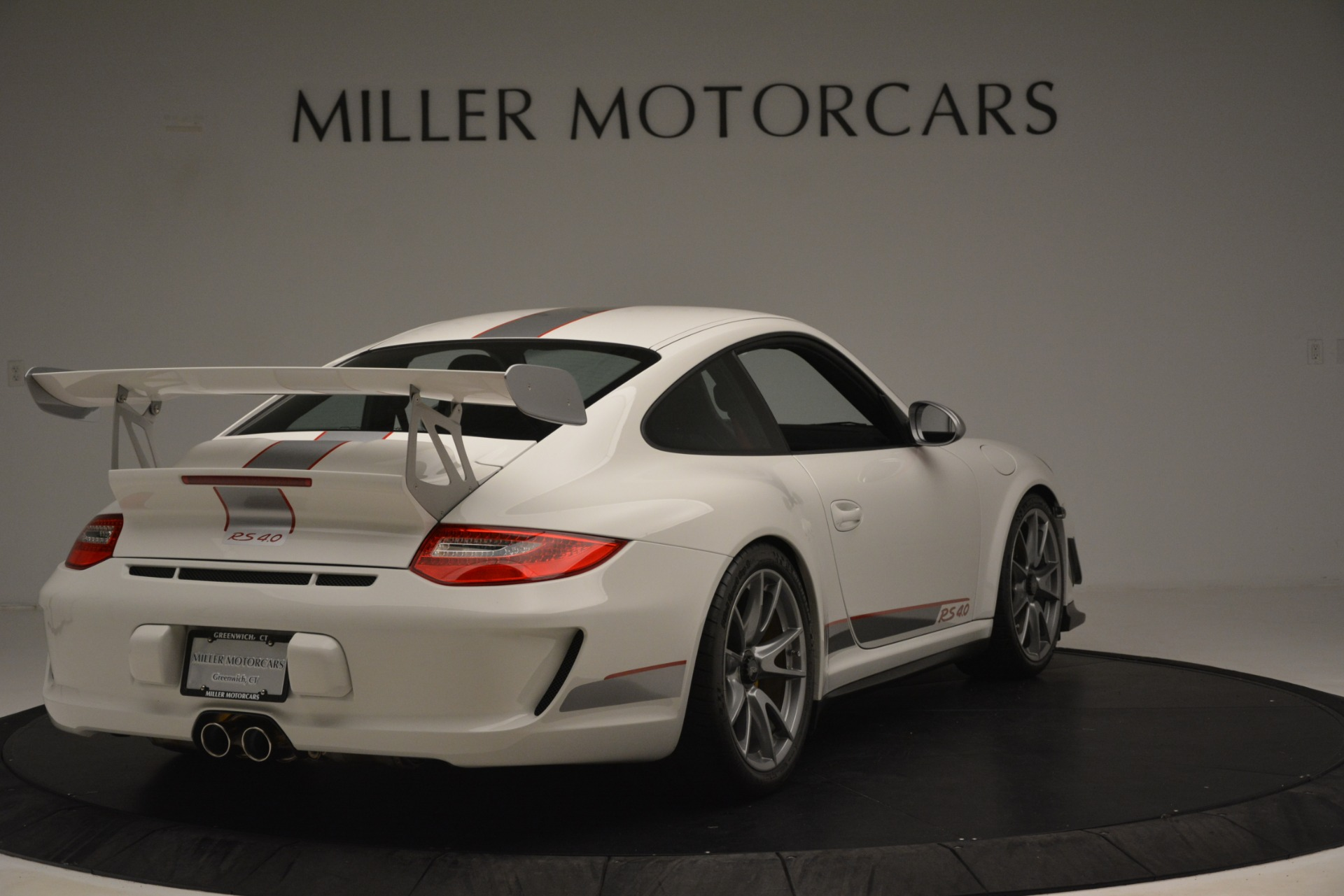 Used 2011 Porsche 911 GT3 RS 4.0 For Sale In Westport, CT 3188_p8