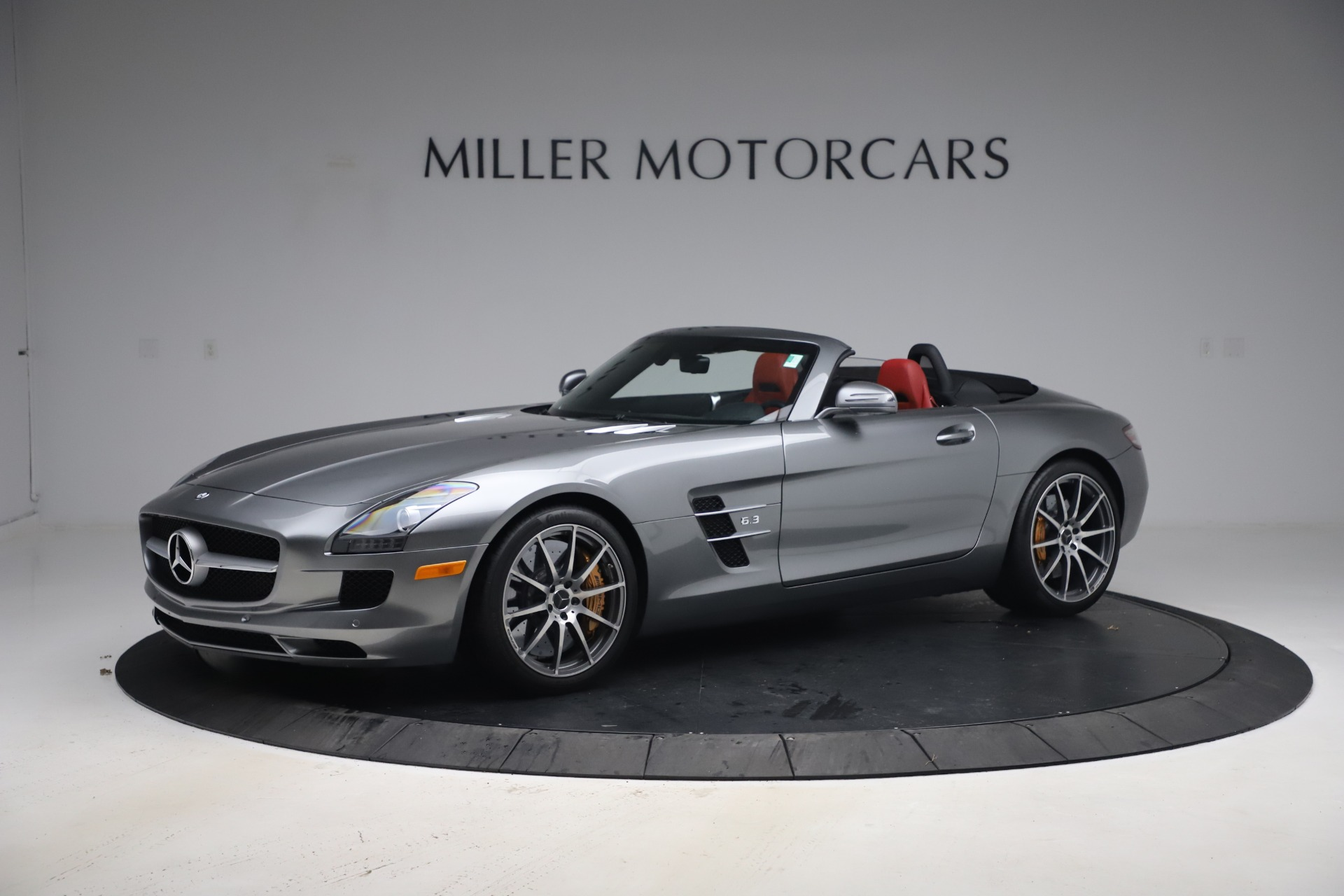 Used 2012 Mercedes-Benz SLS AMG  For Sale In Westport, CT 3189_main