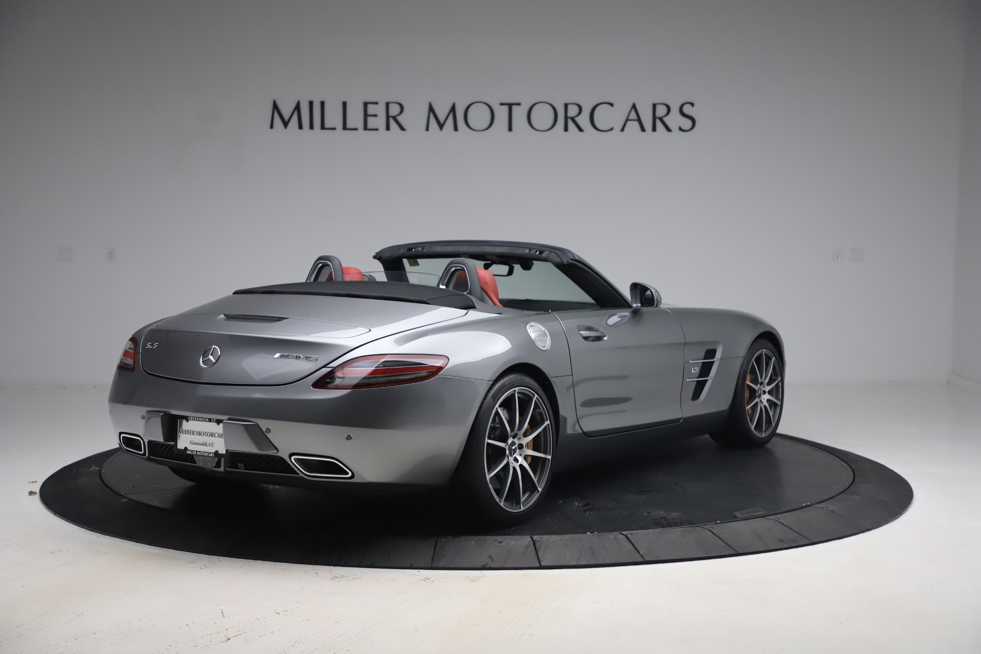 Used 2012 Mercedes-Benz SLS AMG  For Sale In Westport, CT 3189_p10
