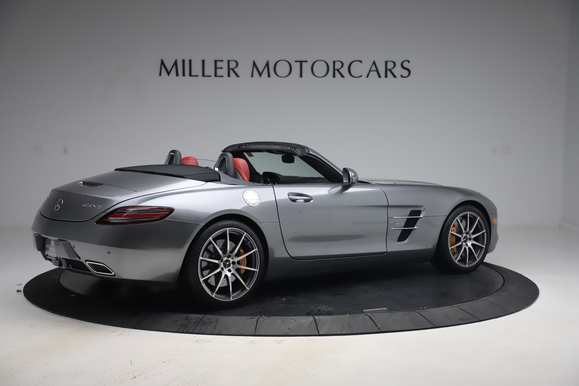 Used 2012 Mercedes-Benz SLS AMG  For Sale In Westport, CT 3189_p11