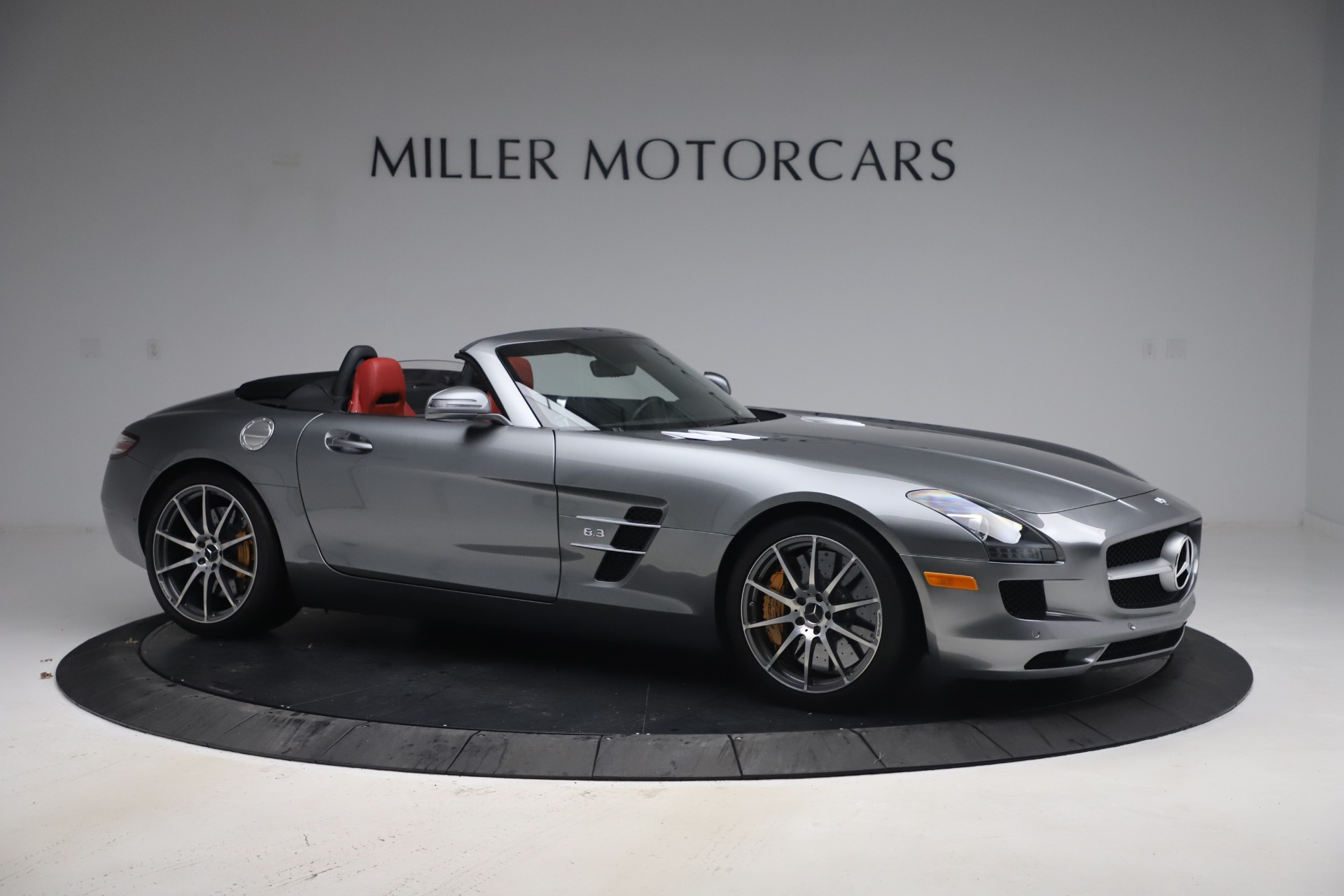 Used 2012 Mercedes-Benz SLS AMG  For Sale In Westport, CT 3189_p15