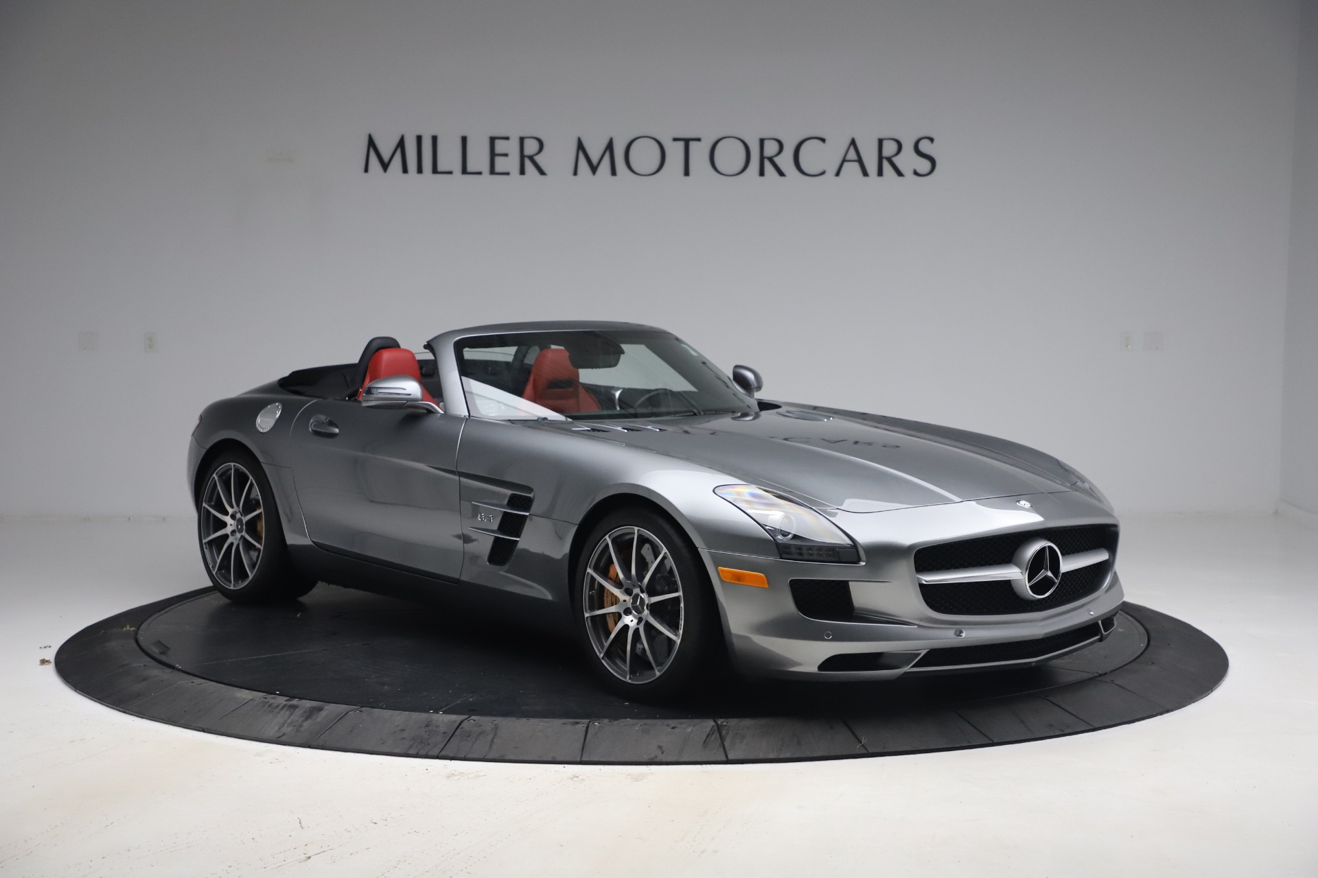 Used 2012 Mercedes-Benz SLS AMG  For Sale In Westport, CT 3189_p16