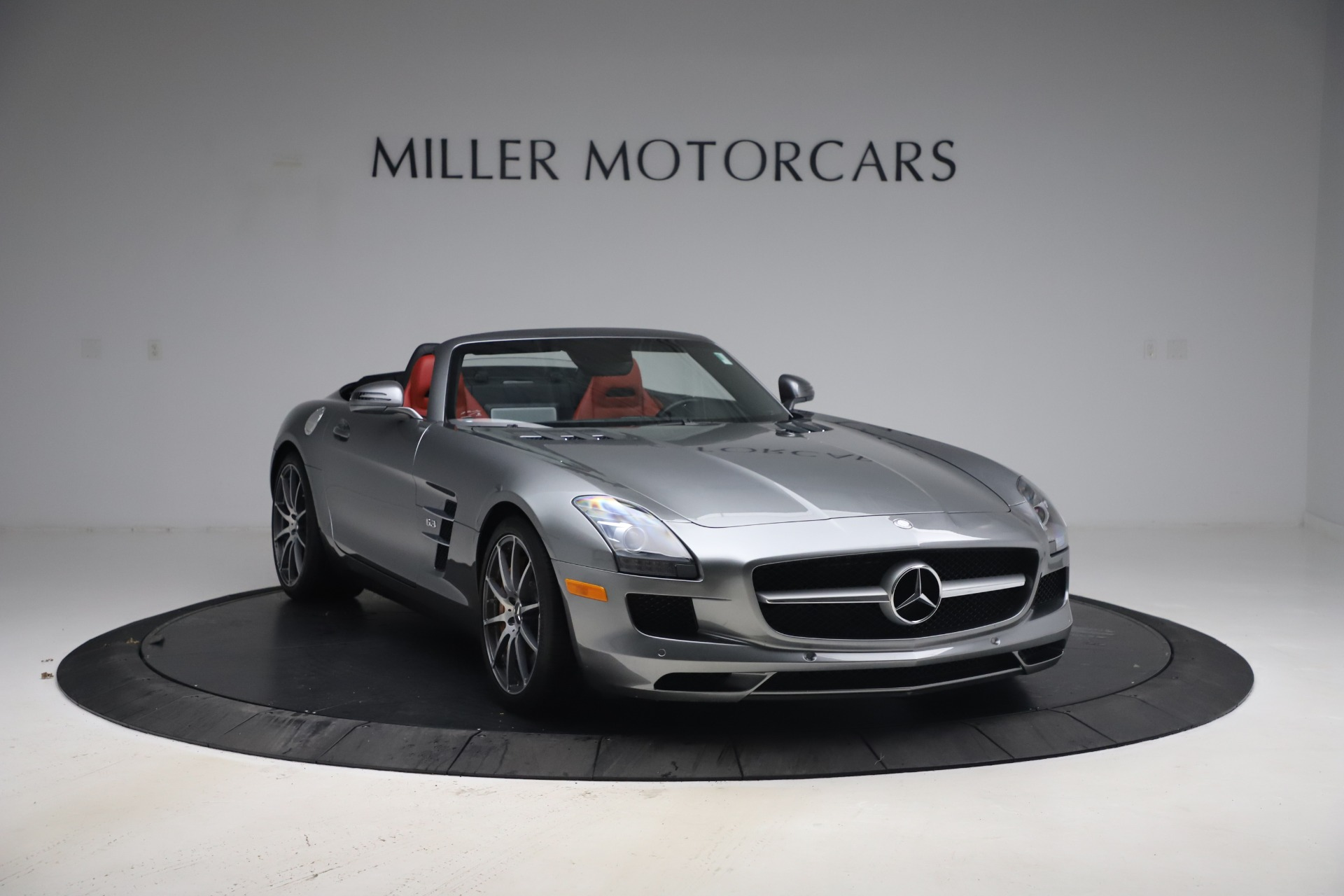 Used 2012 Mercedes-Benz SLS AMG  For Sale In Westport, CT 3189_p17