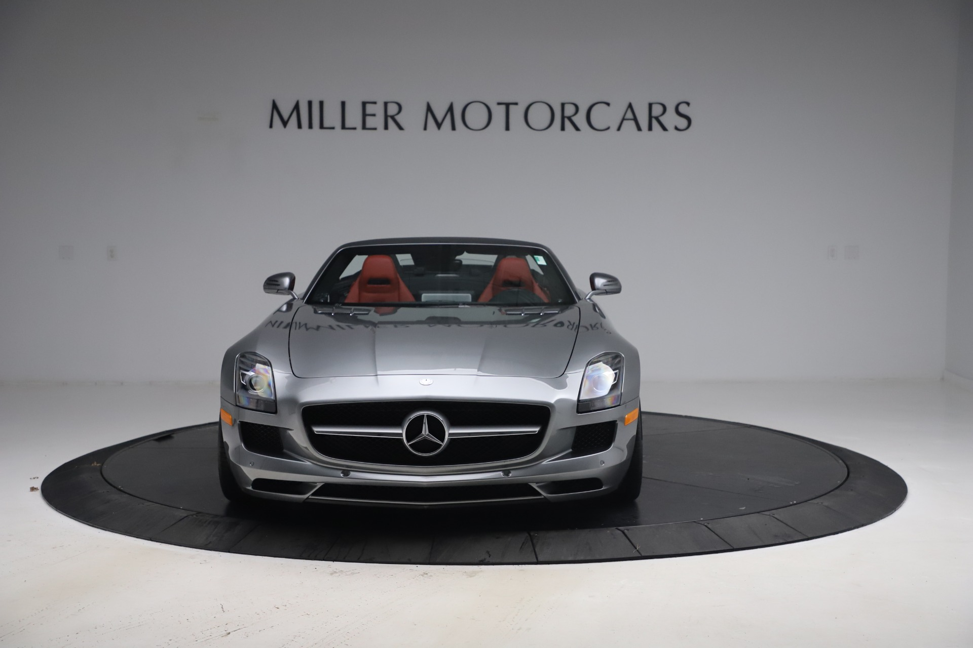 Used 2012 Mercedes-Benz SLS AMG  For Sale In Westport, CT 3189_p18