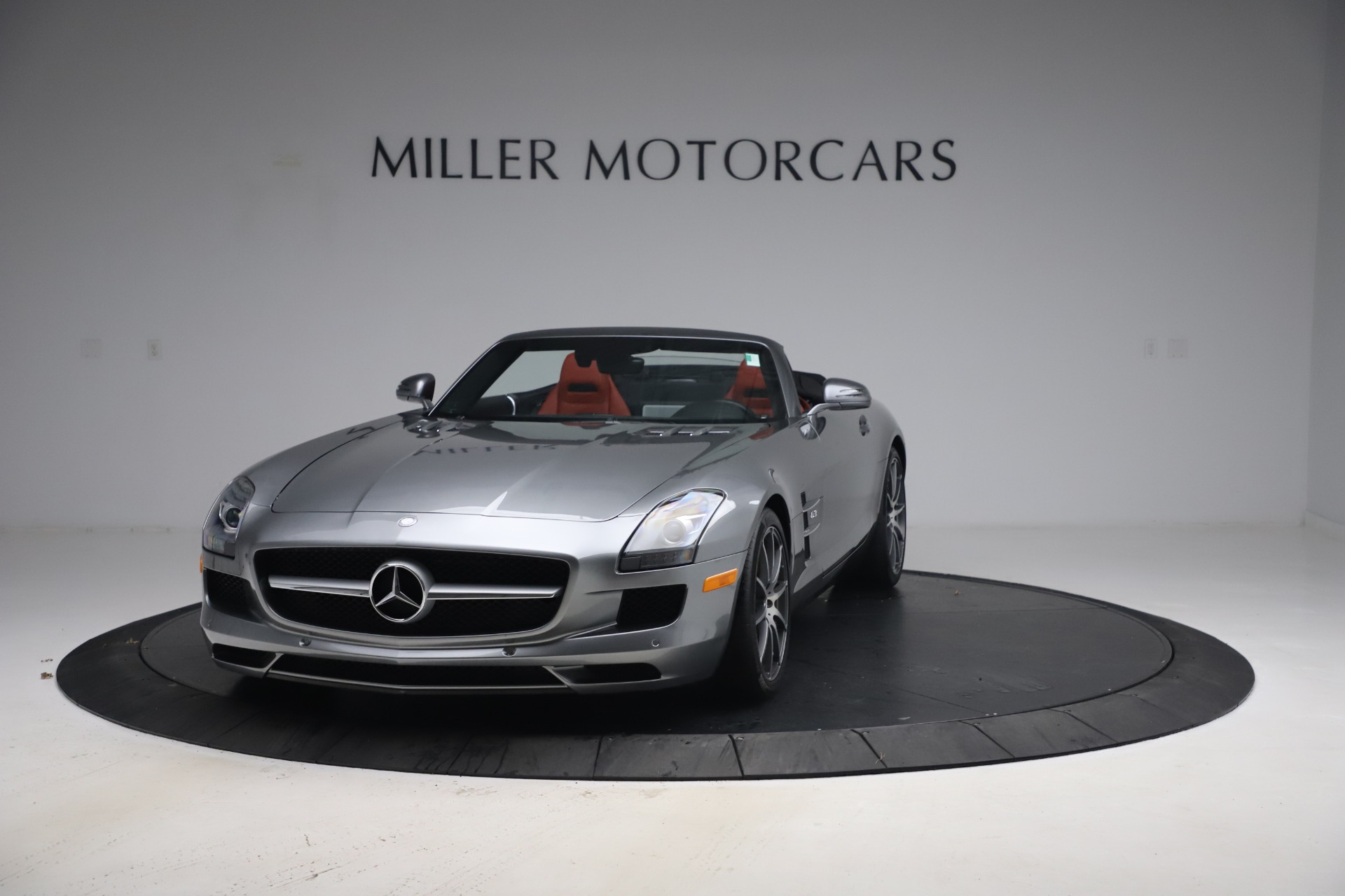 Used 2012 Mercedes-Benz SLS AMG  For Sale In Westport, CT 3189_p19