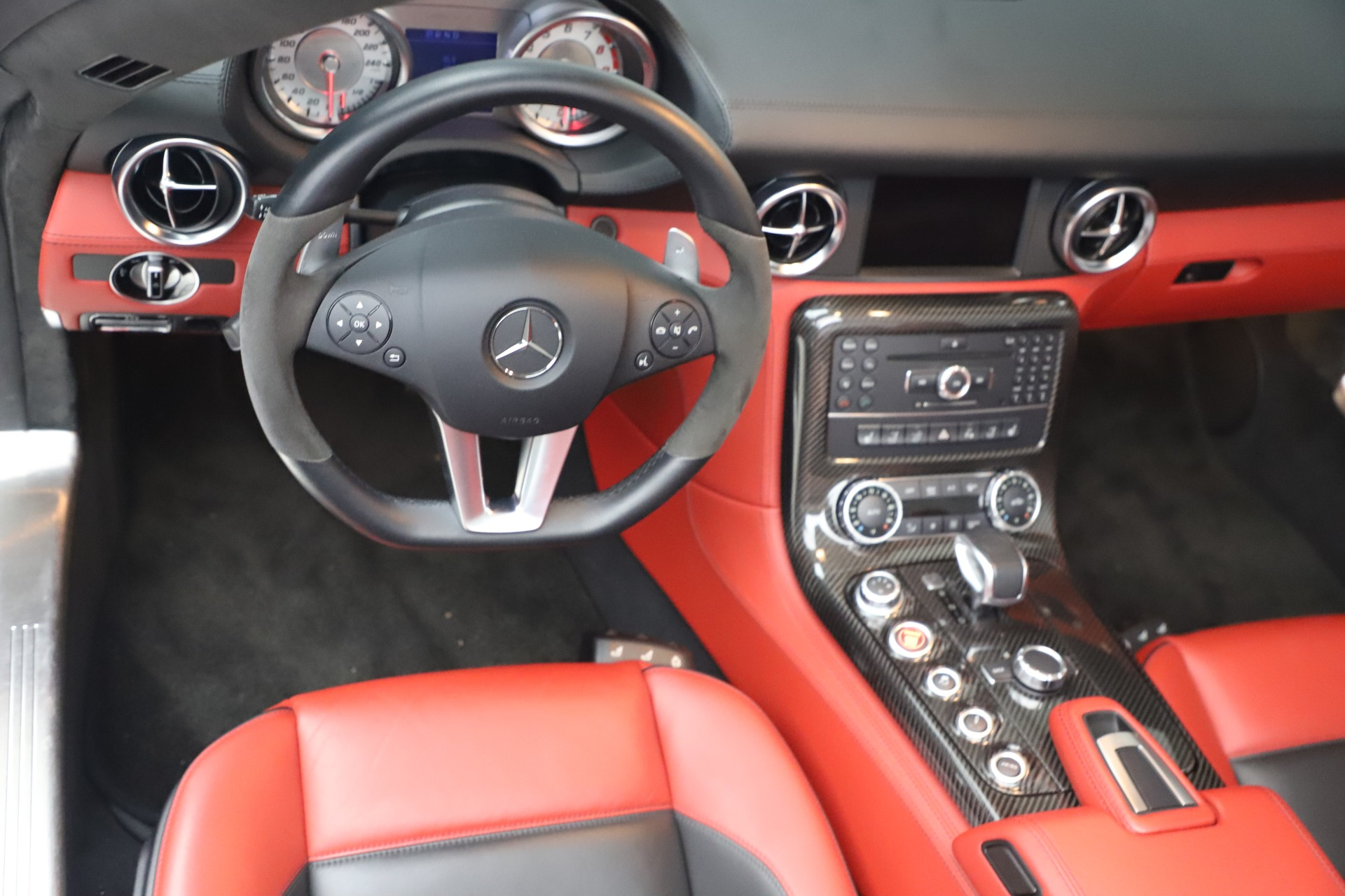 Used 2012 Mercedes-Benz SLS AMG  For Sale In Westport, CT 3189_p30
