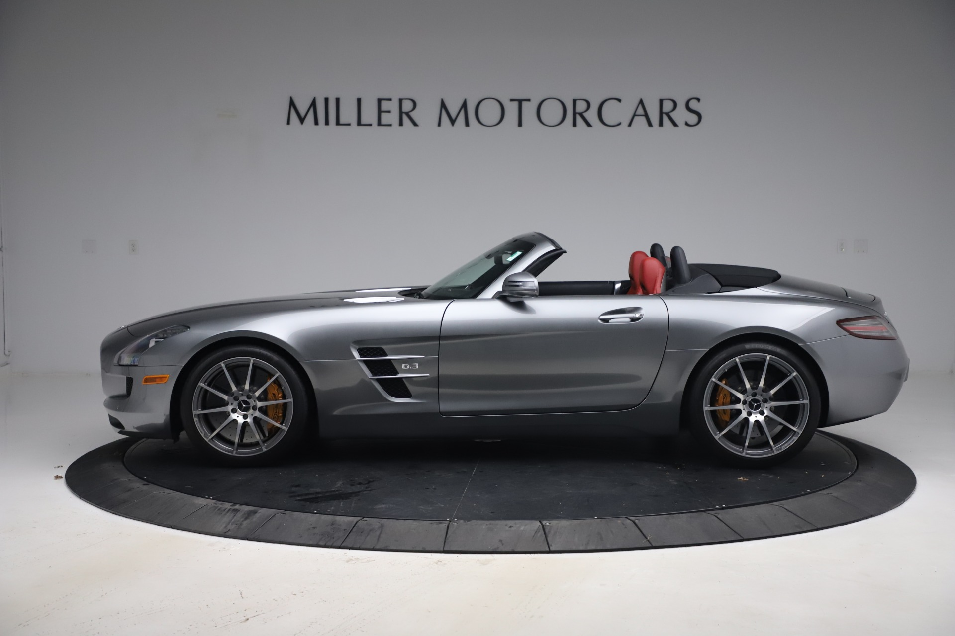 Used 2012 Mercedes-Benz SLS AMG  For Sale In Westport, CT 3189_p3