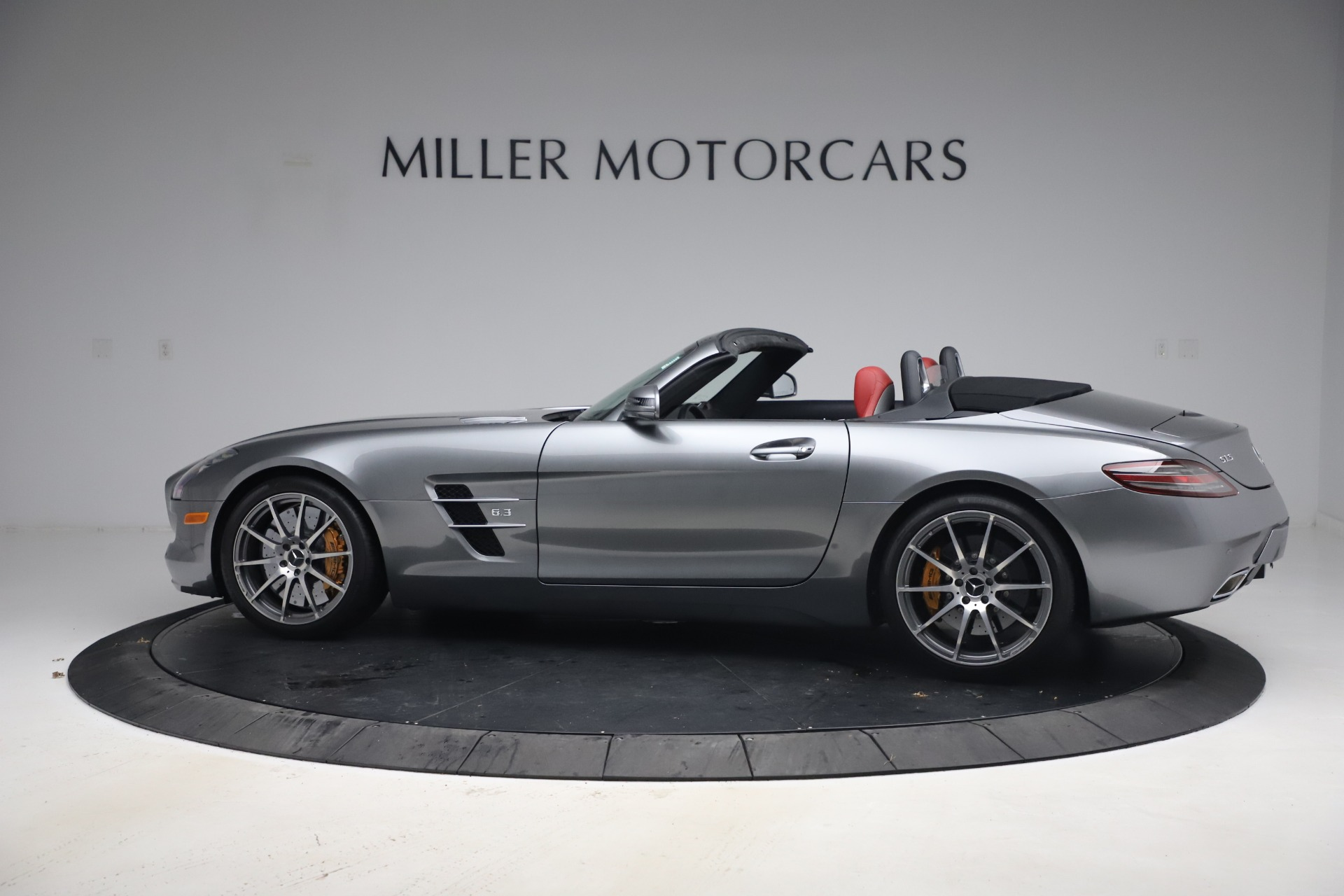Used 2012 Mercedes-Benz SLS AMG  For Sale In Westport, CT 3189_p4