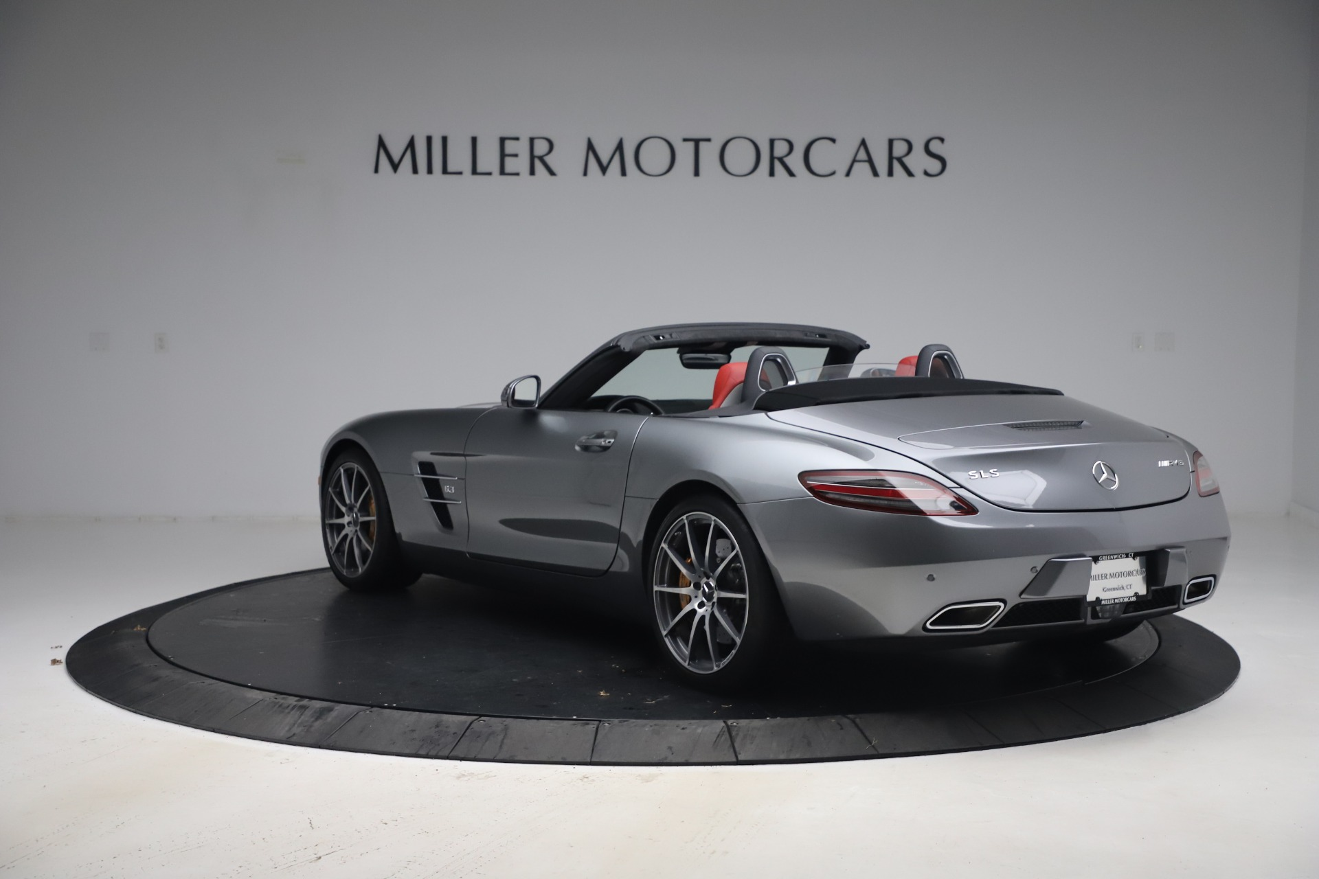 Used 2012 Mercedes-Benz SLS AMG  For Sale In Westport, CT 3189_p6