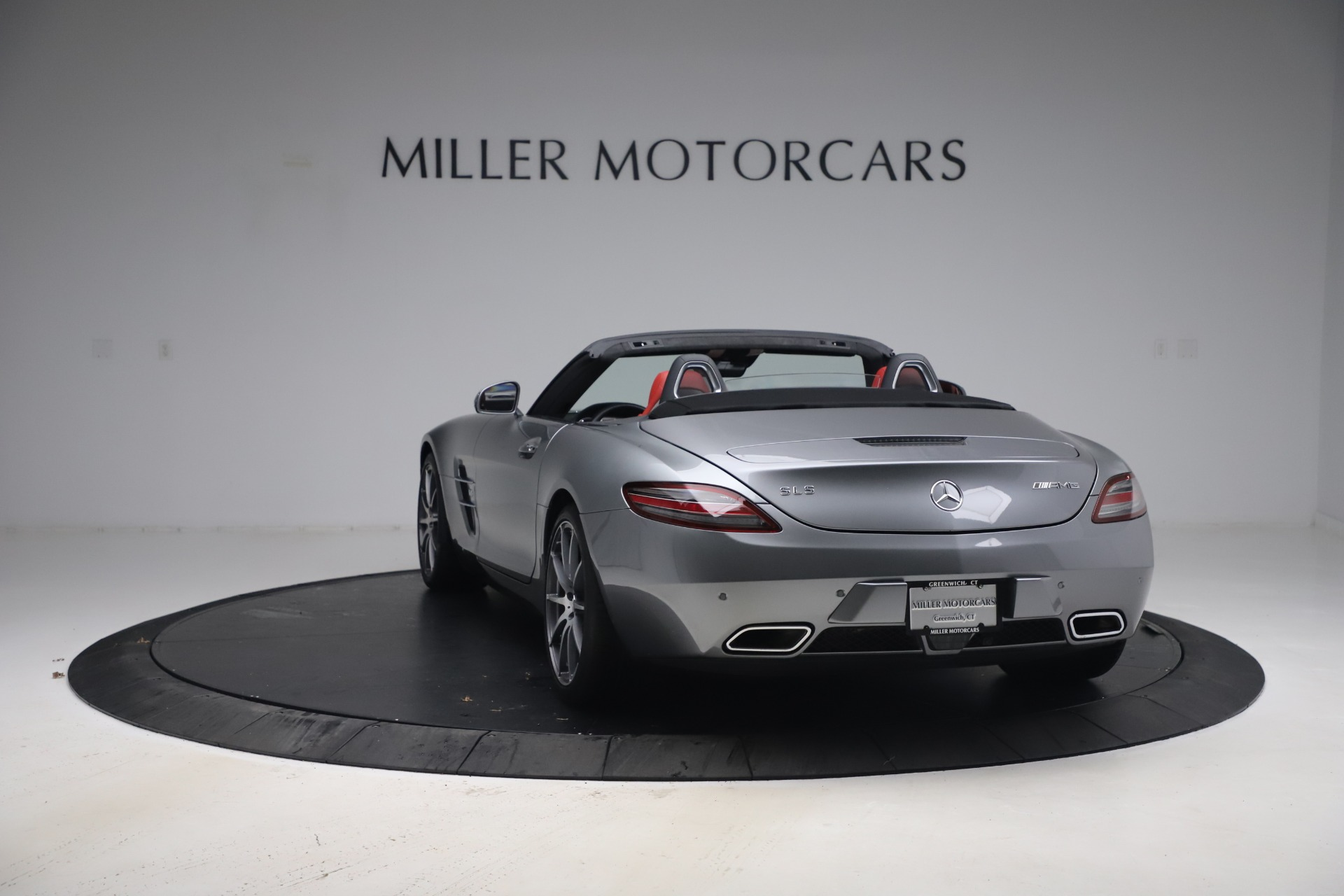 Used 2012 Mercedes-Benz SLS AMG  For Sale In Westport, CT 3189_p7