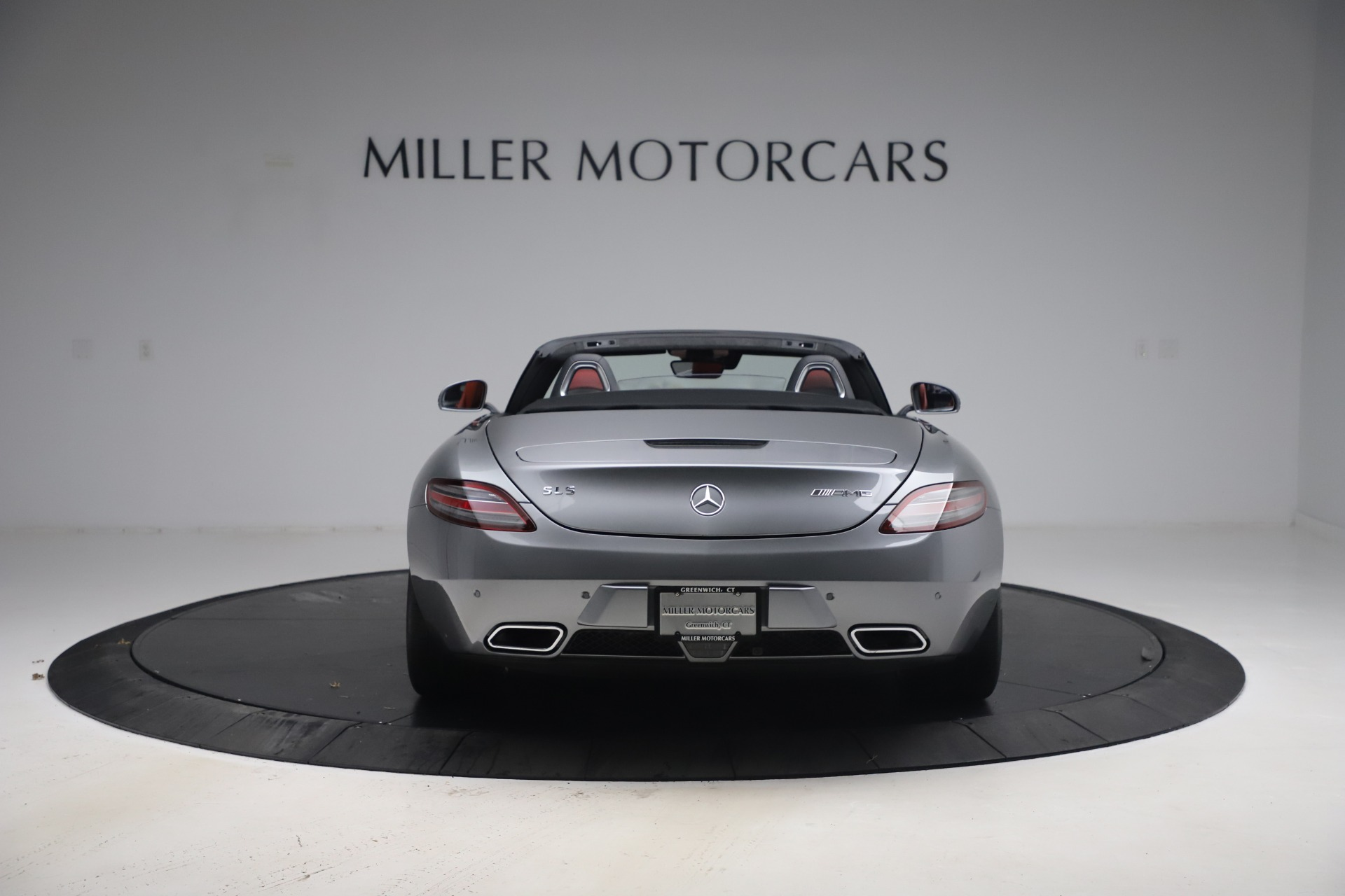 Used 2012 Mercedes-Benz SLS AMG  For Sale In Westport, CT 3189_p8