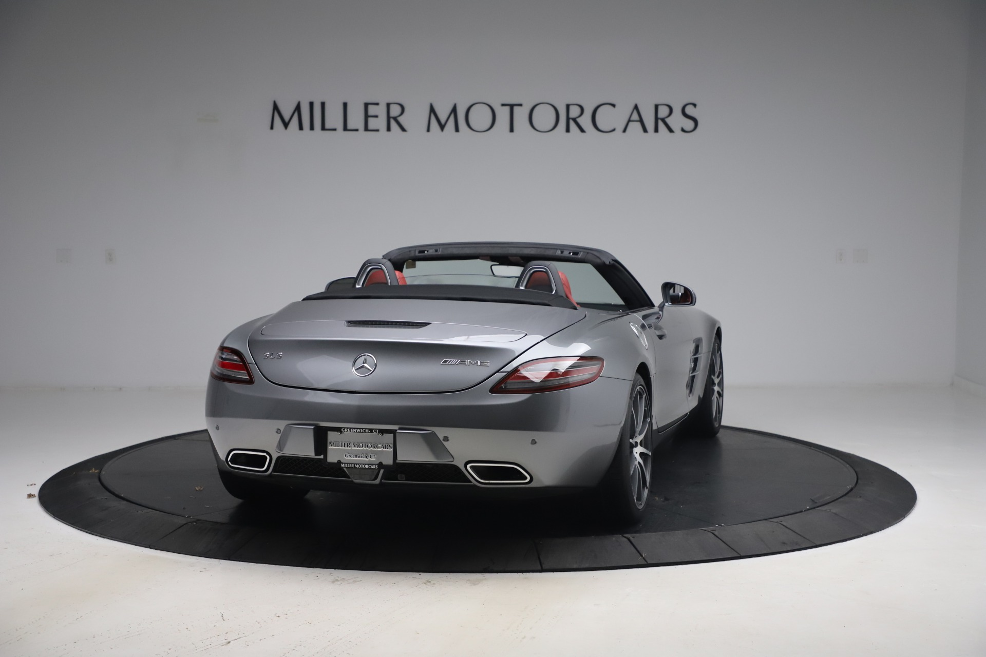 Used 2012 Mercedes-Benz SLS AMG  For Sale In Westport, CT 3189_p9