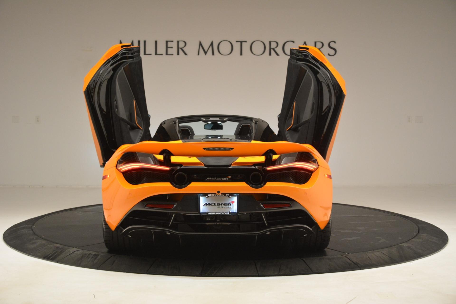 New 2020 McLaren 720S Spider Convertible For Sale In Westport, CT 3190_p12