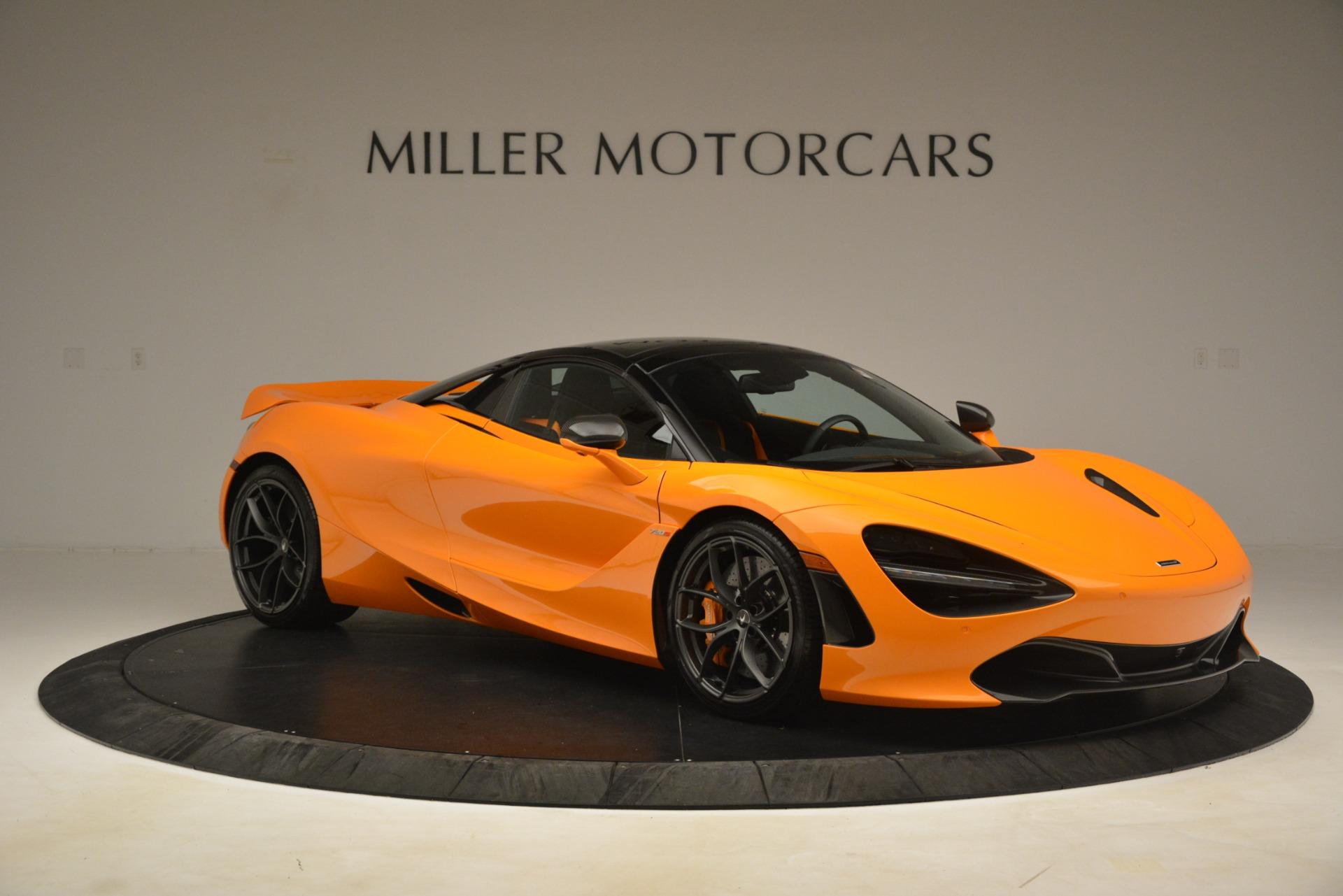 New 2020 McLaren 720S Spider Convertible For Sale In Westport, CT 3190_p15