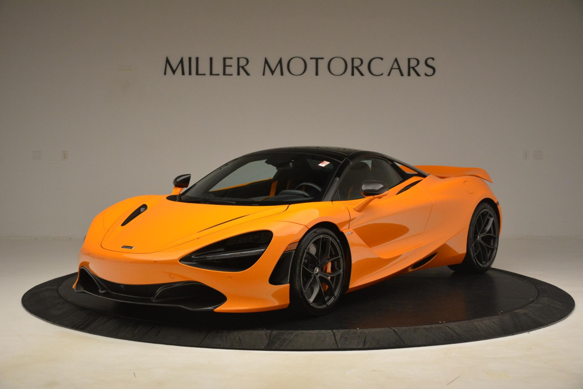 New 2020 McLaren 720S Spider Convertible For Sale In Westport, CT 3190_p17