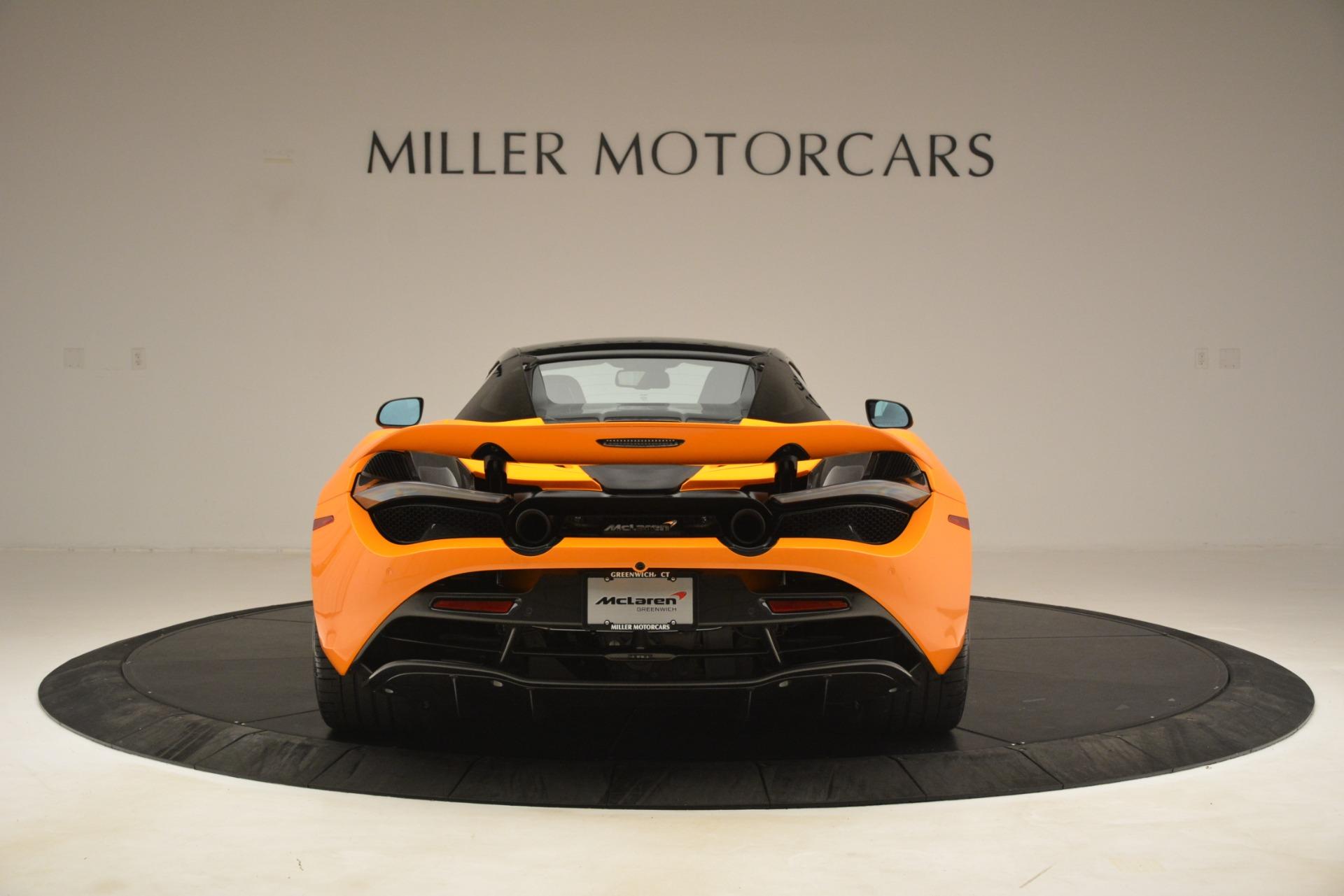 New 2020 McLaren 720S Spider Convertible For Sale In Westport, CT 3190_p20