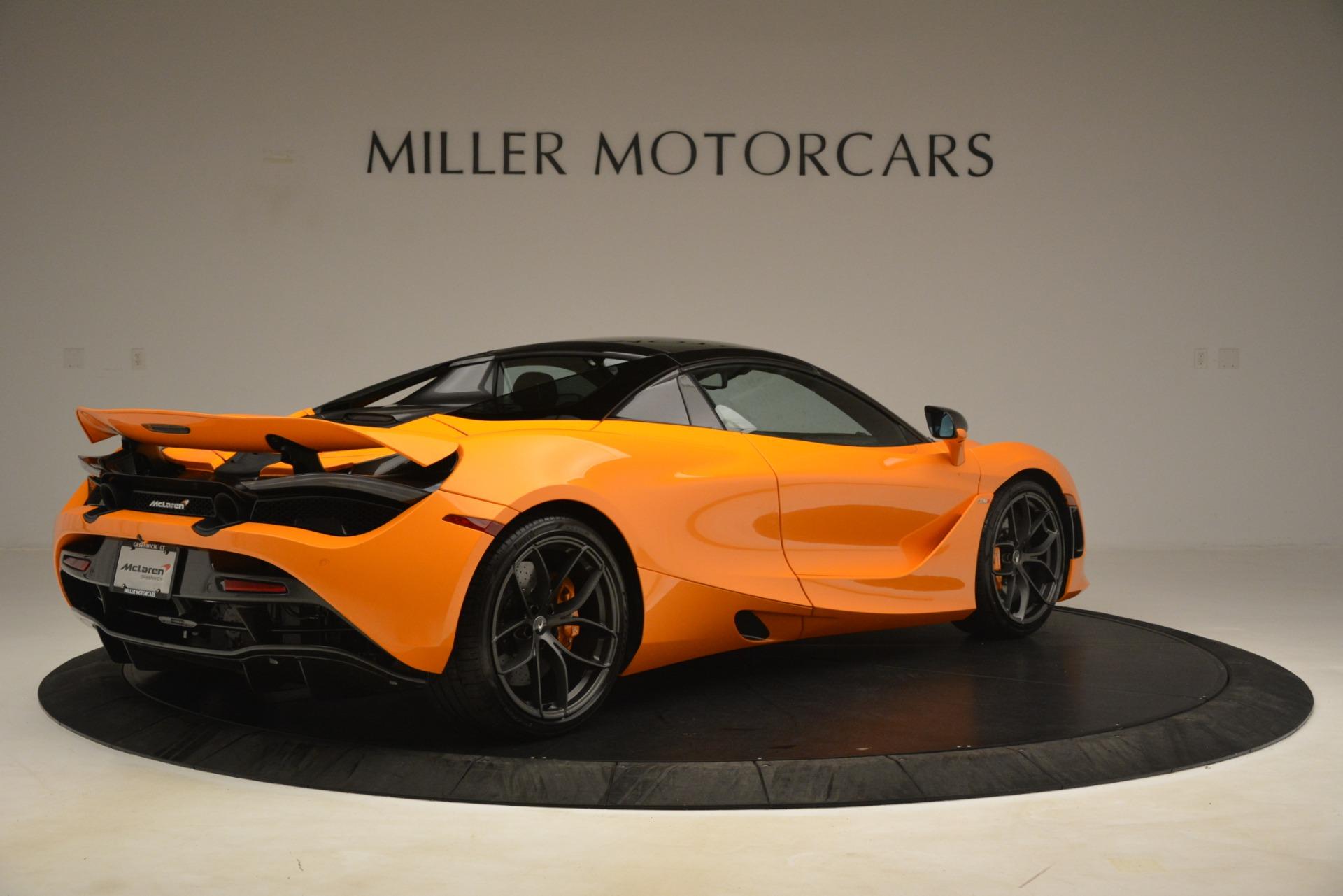 New 2020 McLaren 720S Spider Convertible For Sale In Westport, CT 3190_p21