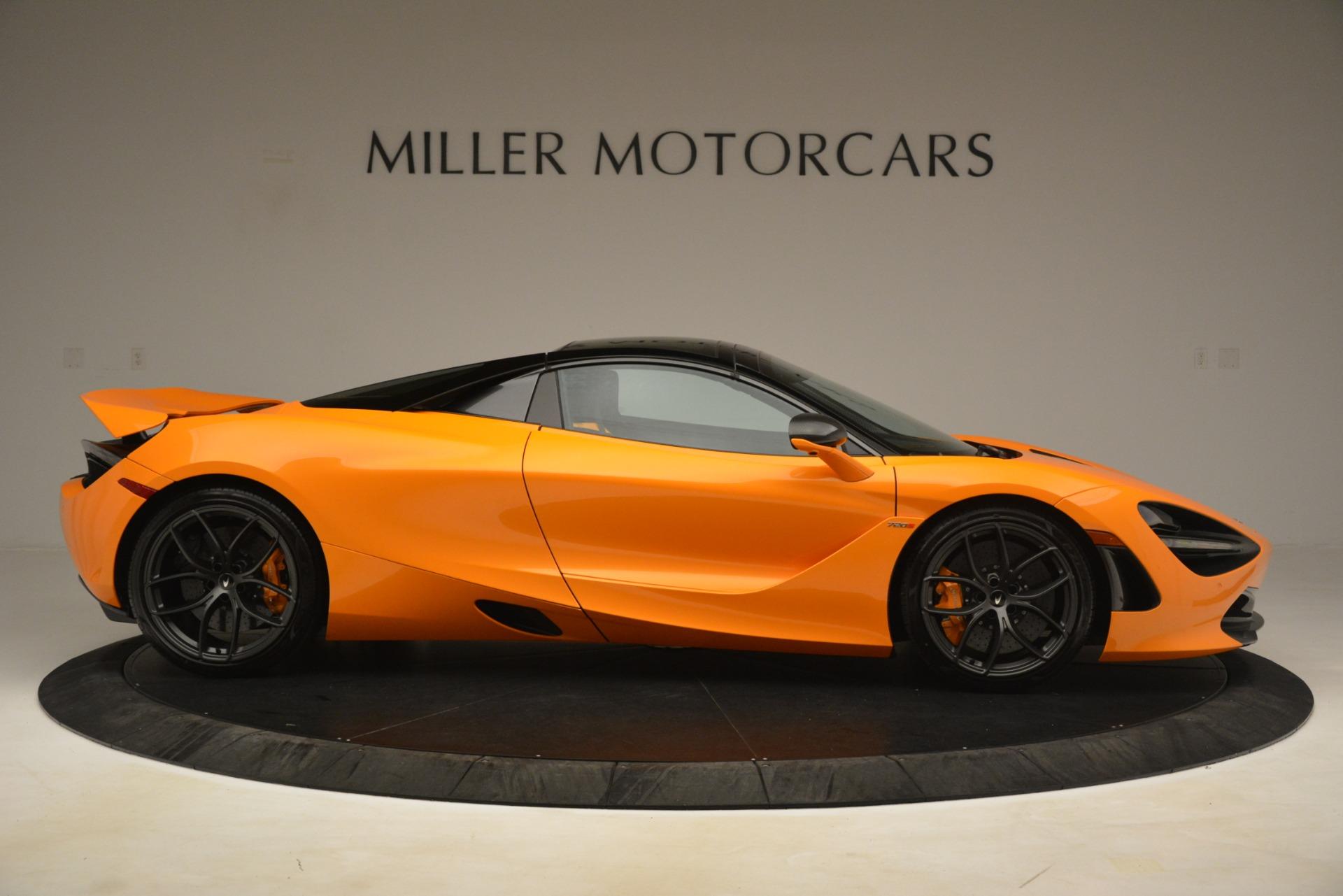 New 2020 McLaren 720S Spider For Sale In Westport, CT 3190_p22