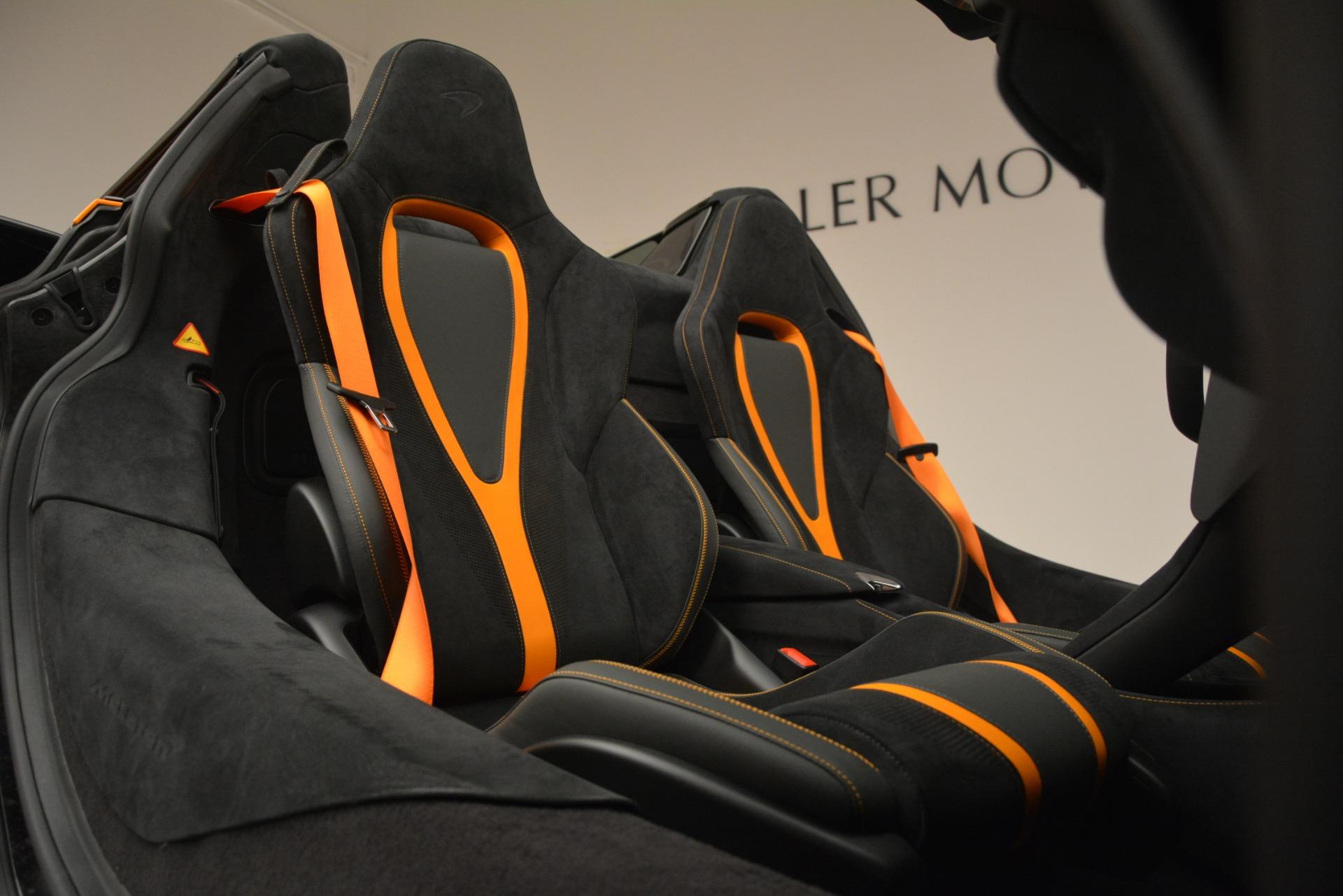 New 2020 McLaren 720S Spider Convertible For Sale In Westport, CT 3190_p25