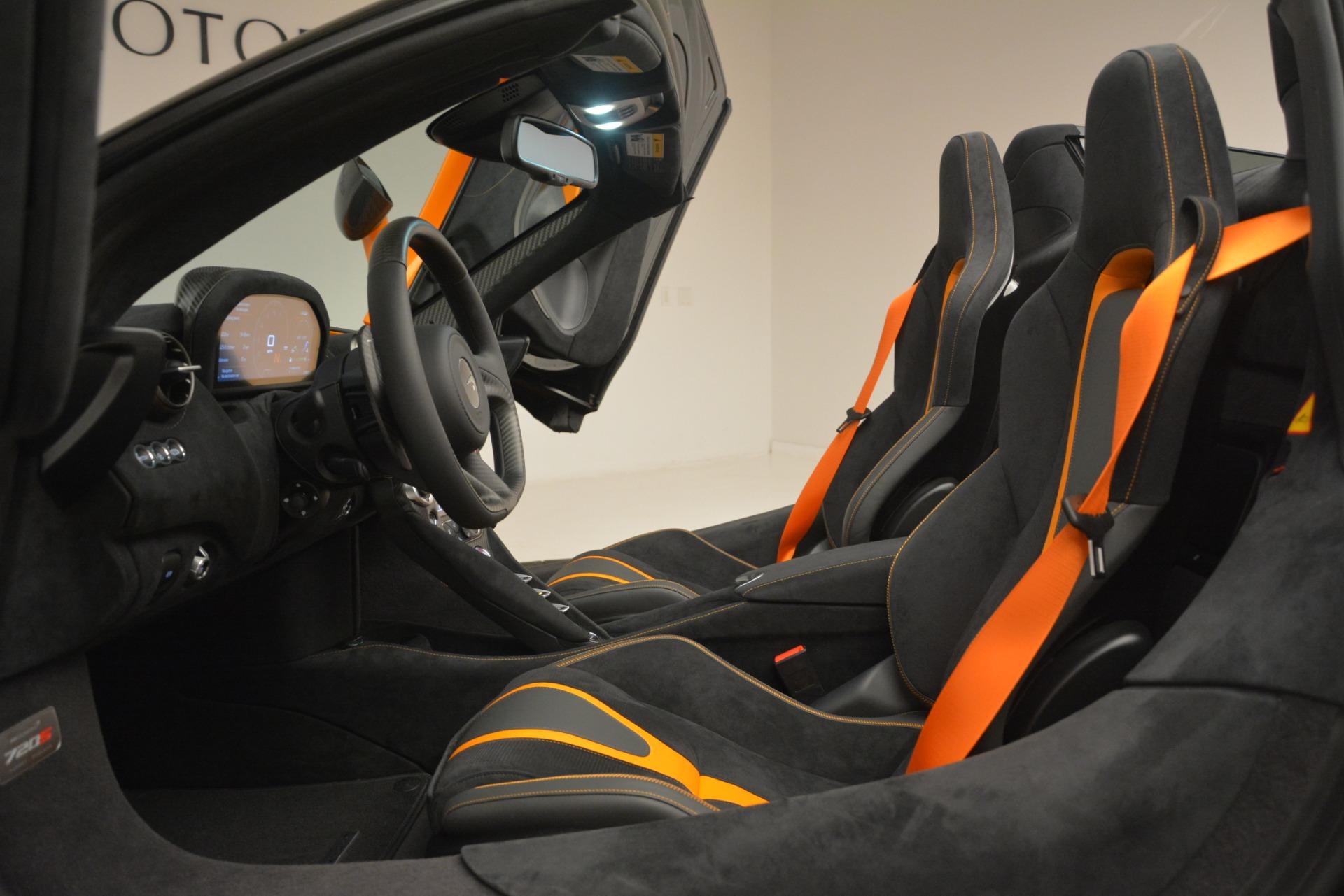 New 2020 McLaren 720S Spider For Sale In Westport, CT 3190_p29