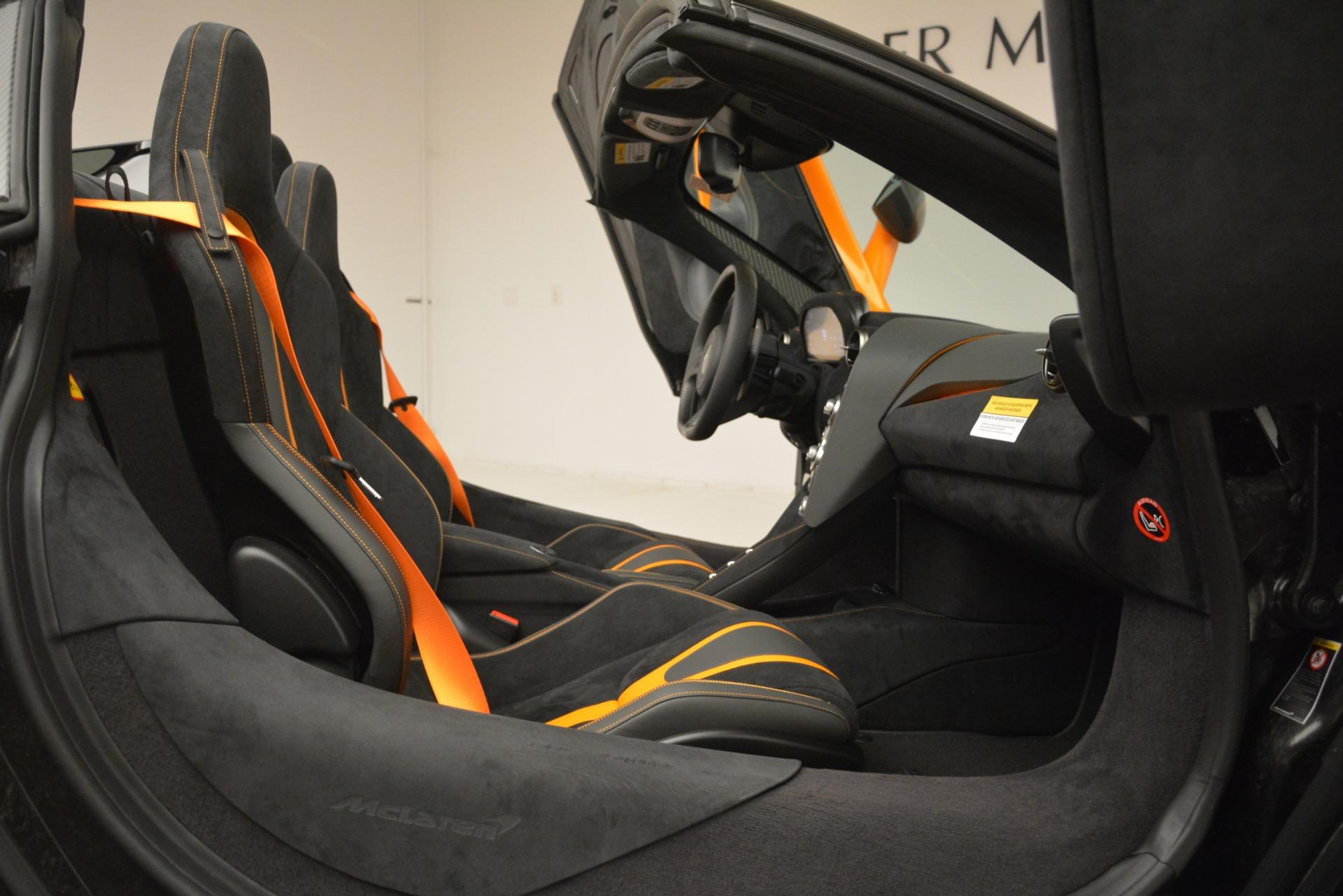 New 2020 McLaren 720S Spider Convertible For Sale In Westport, CT 3190_p30
