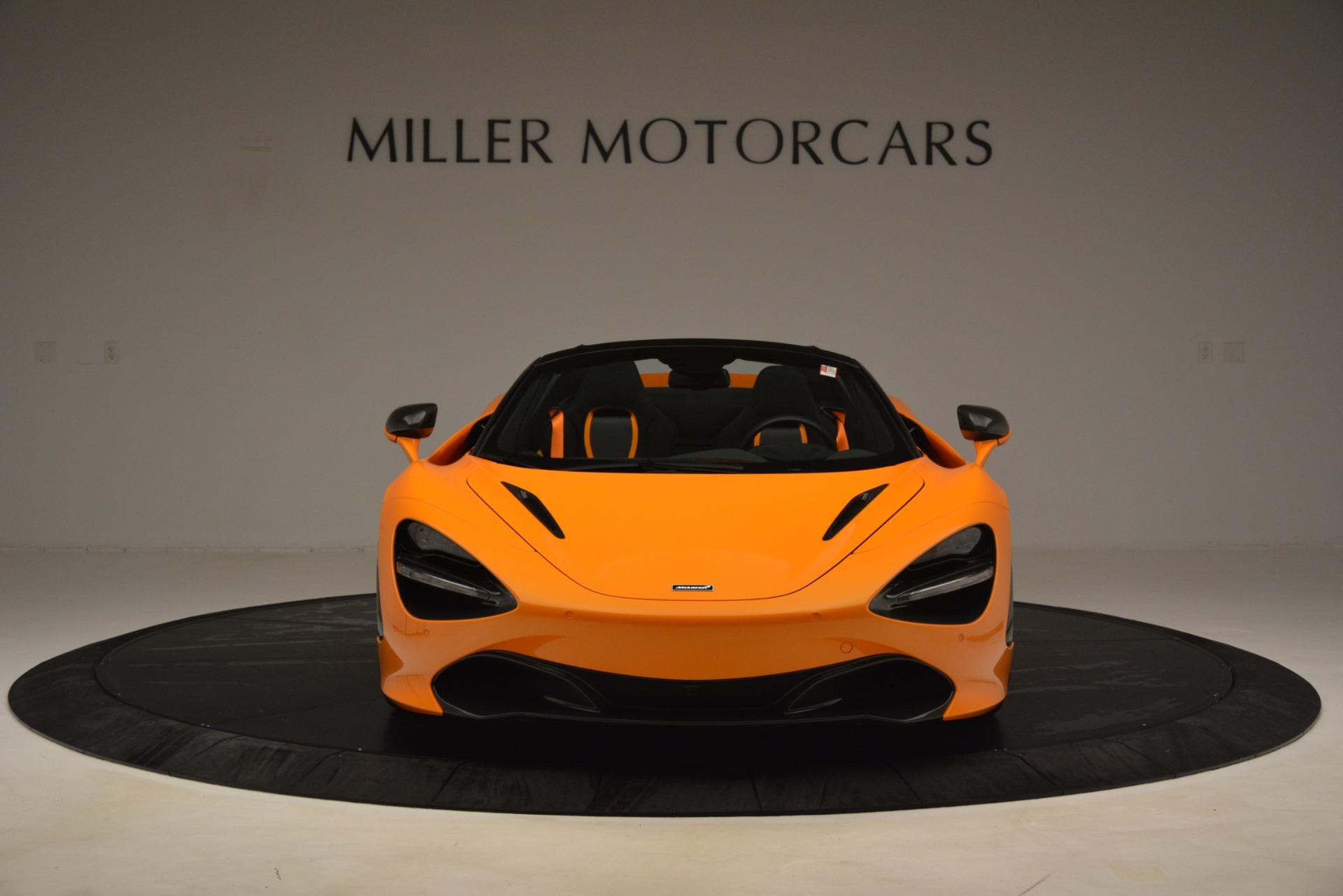 New 2020 McLaren 720S Spider Convertible For Sale In Westport, CT 3190_p8