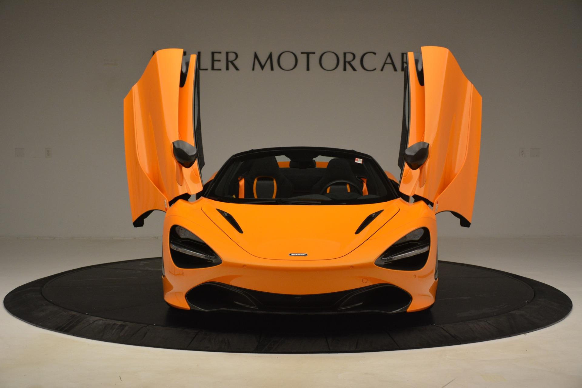 New 2020 McLaren 720S Spider Convertible For Sale In Westport, CT 3190_p9