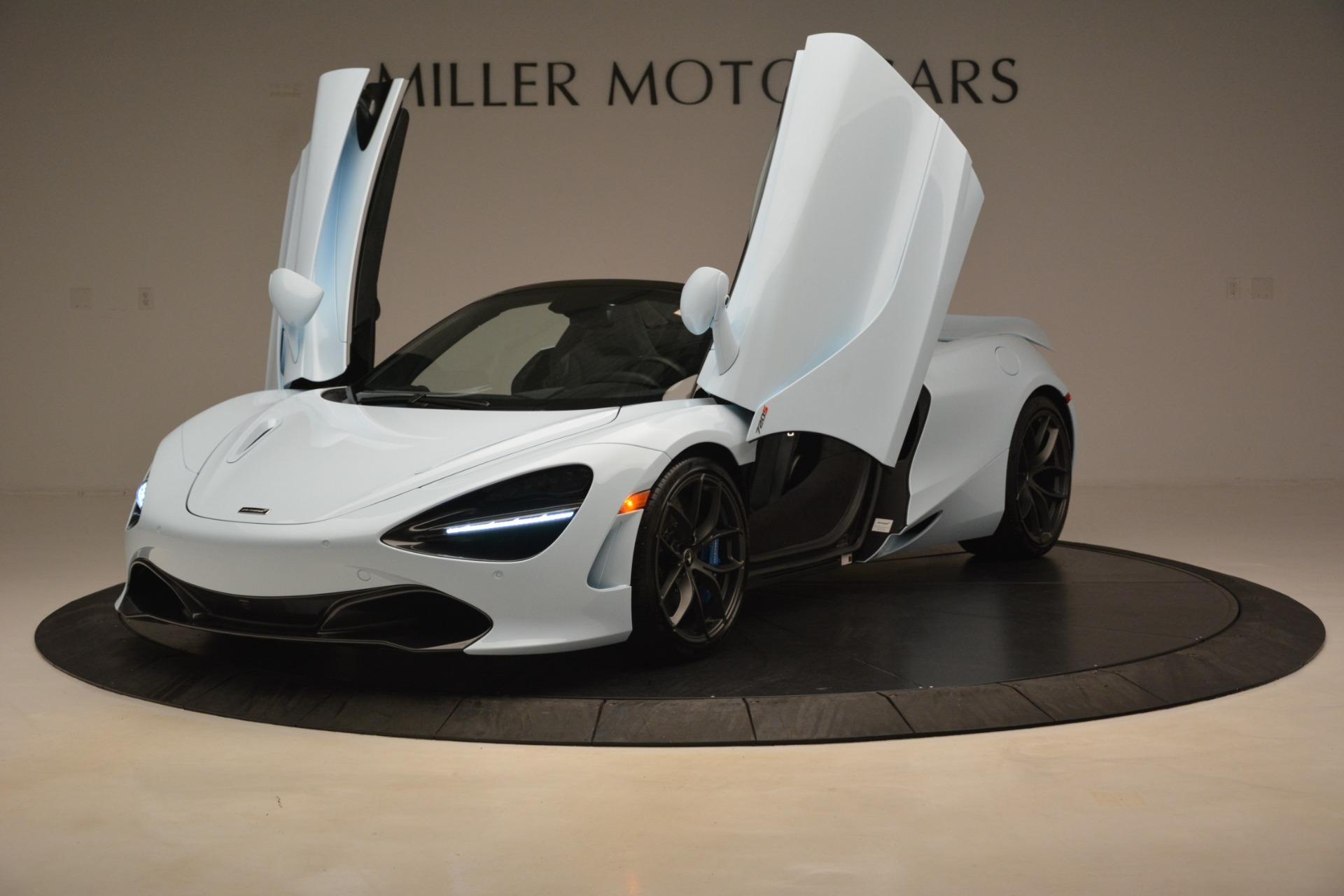 New 2020 McLaren 720S Spider For Sale In Westport, CT 3191_p10
