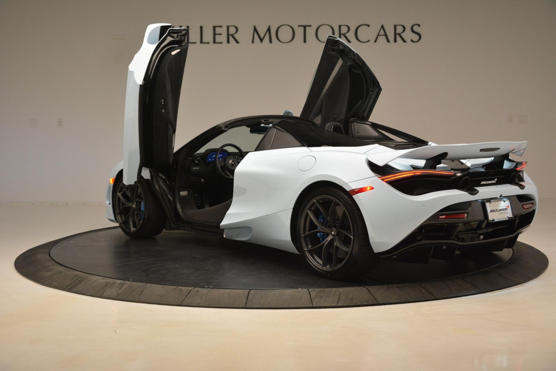 New 2020 McLaren 720S Spider For Sale In Westport, CT 3191_p11
