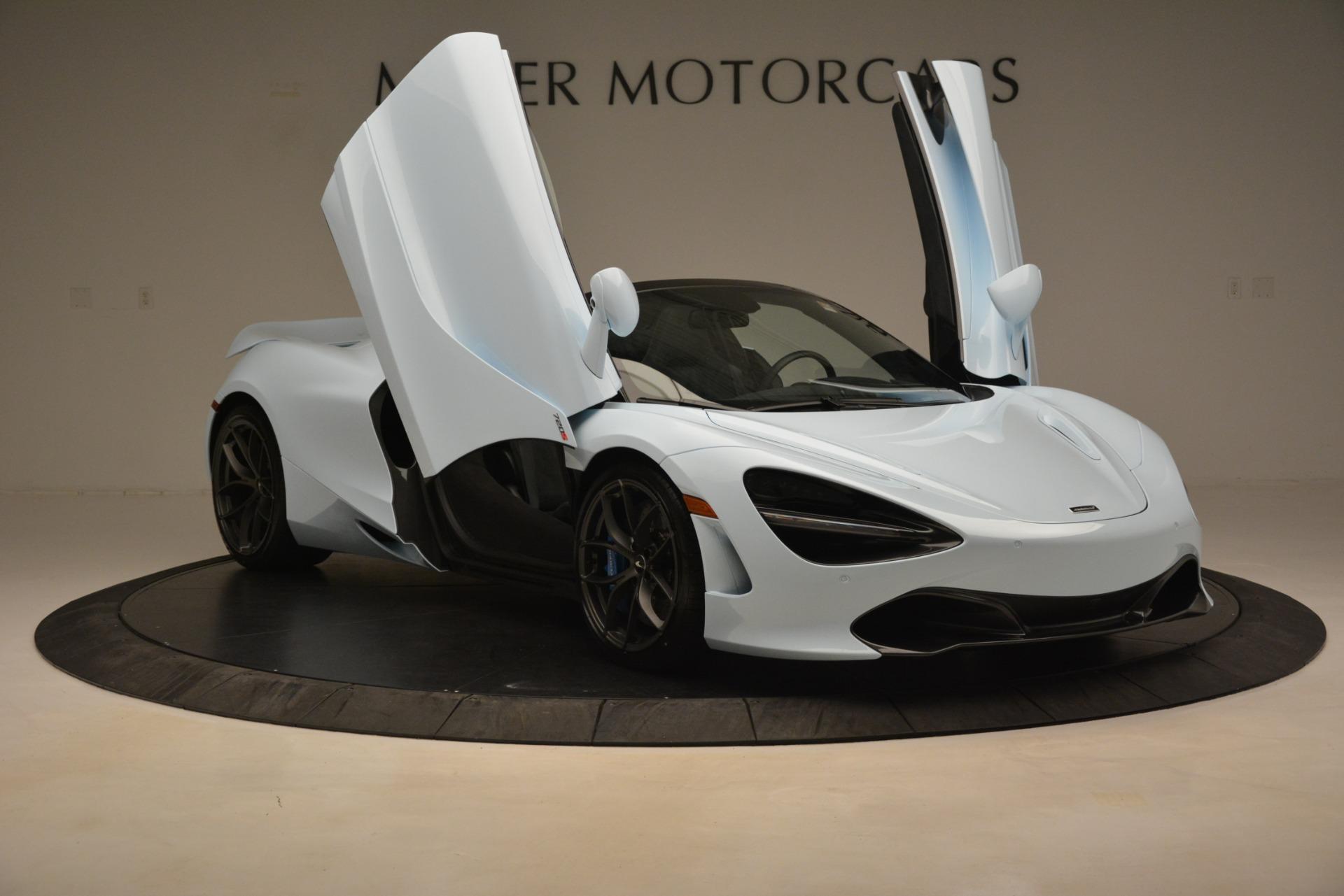 New 2020 McLaren 720S Spider For Sale In Westport, CT 3191_p14