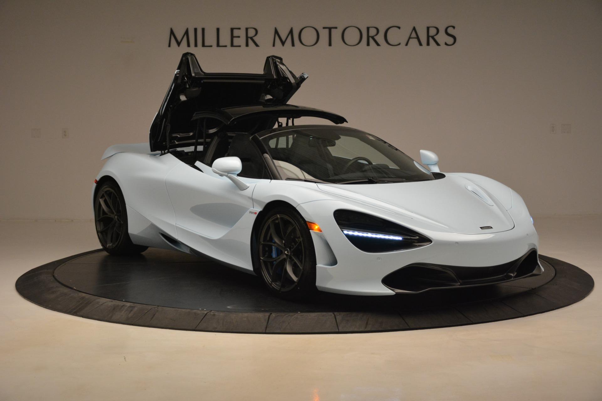 New 2020 McLaren 720S Spider For Sale In Westport, CT 3191_p15