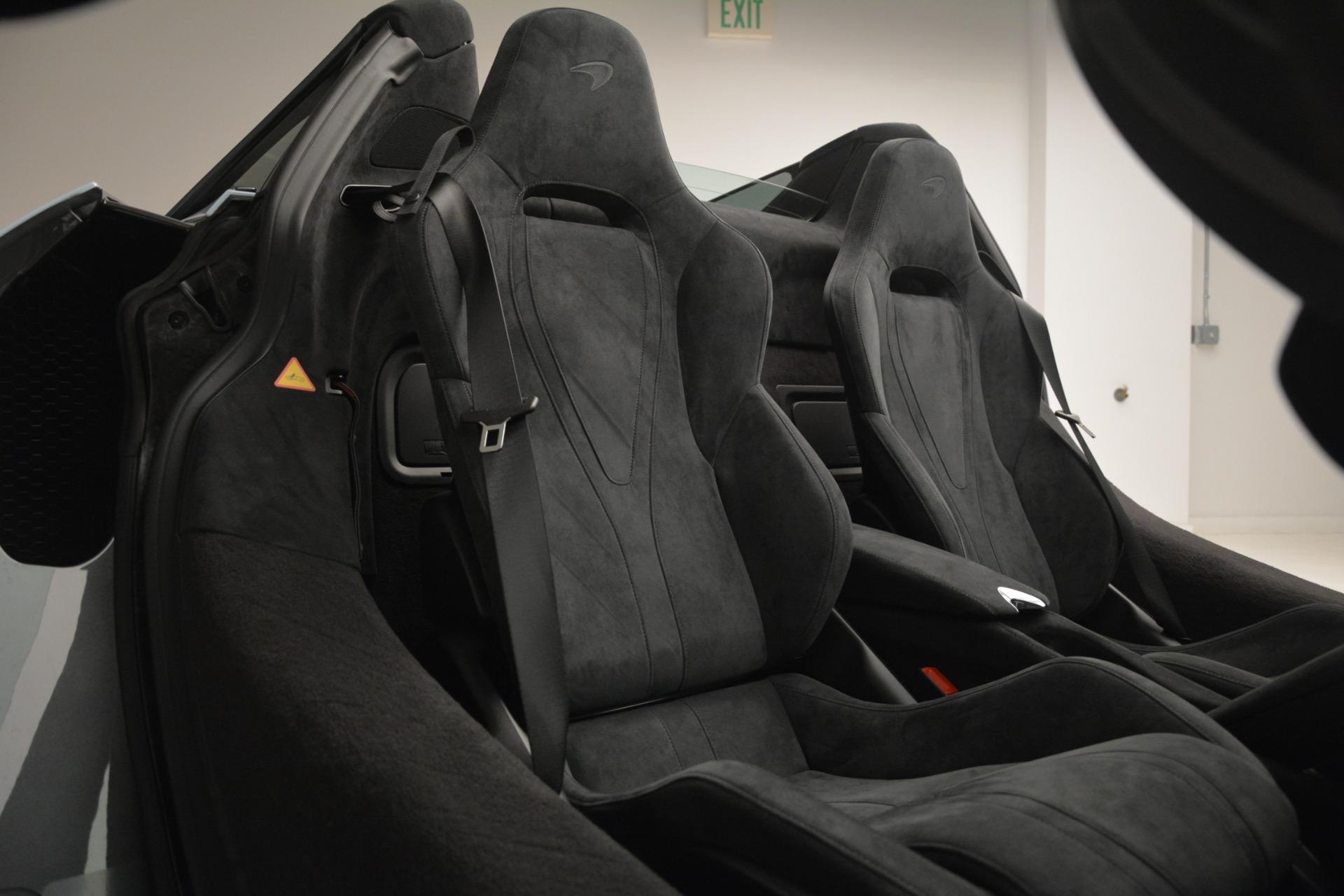 New 2020 McLaren 720S Spider For Sale In Westport, CT 3191_p24