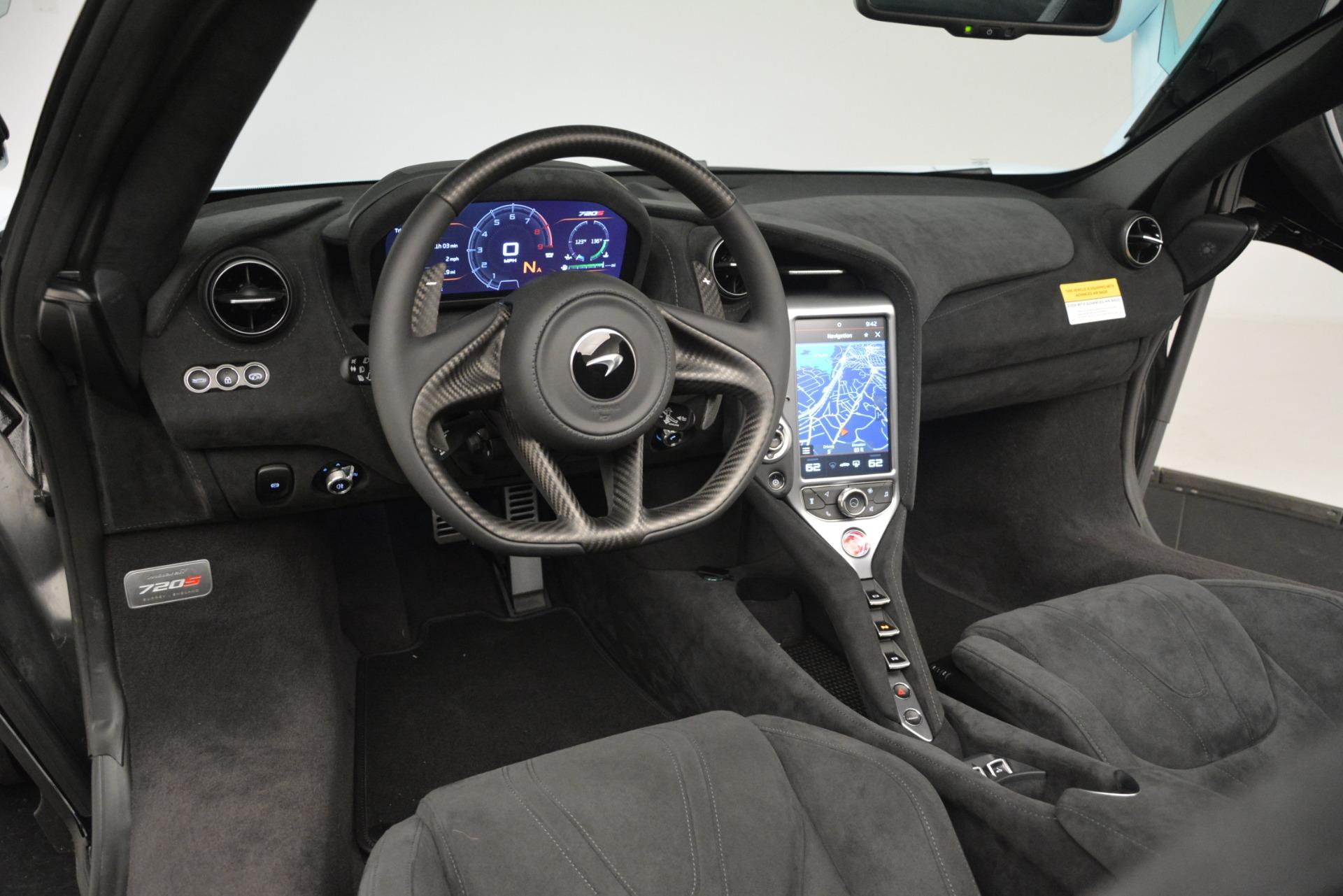 New 2020 McLaren 720S Spider For Sale In Westport, CT 3191_p28