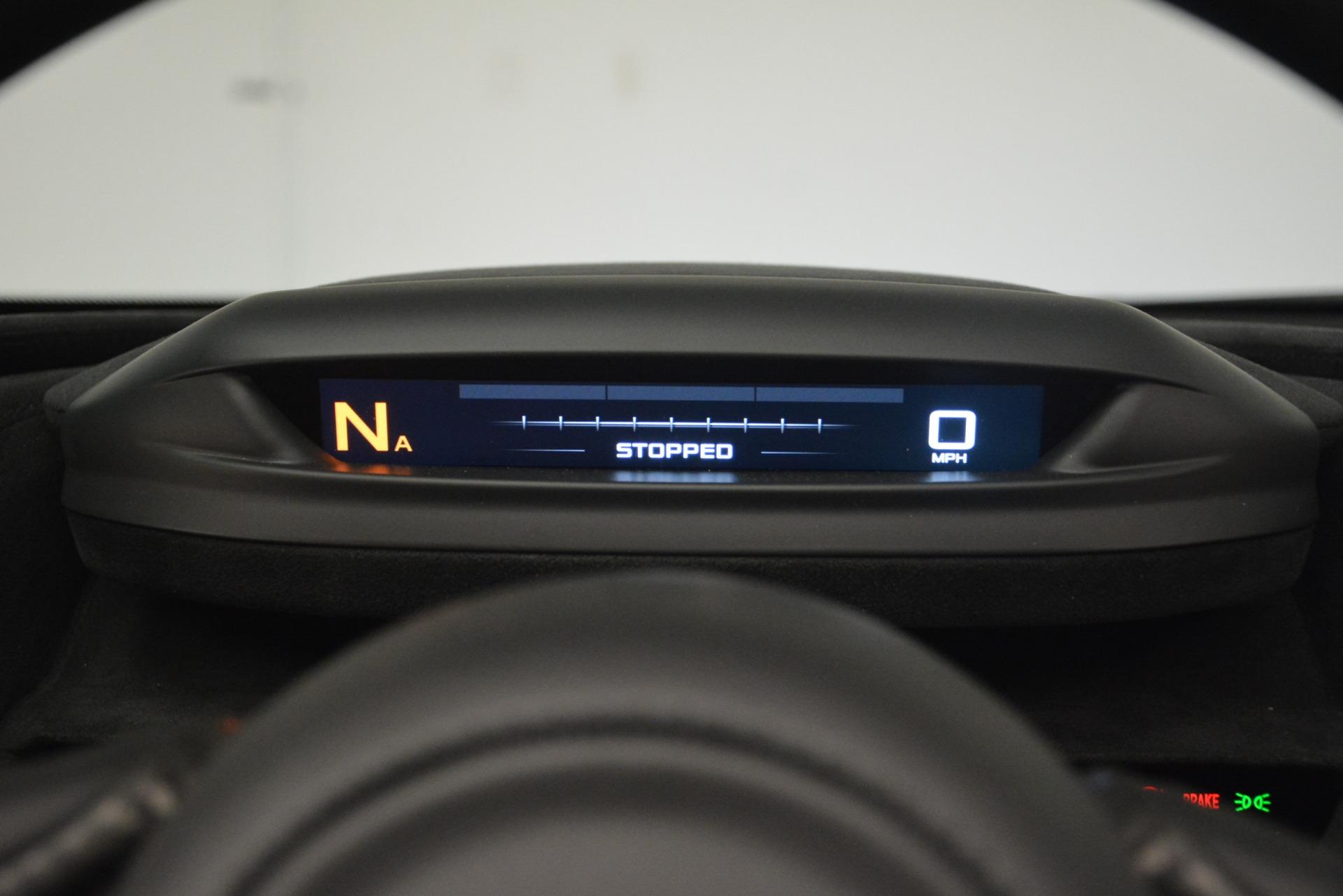 New 2020 McLaren 720S Spider For Sale In Westport, CT 3191_p29