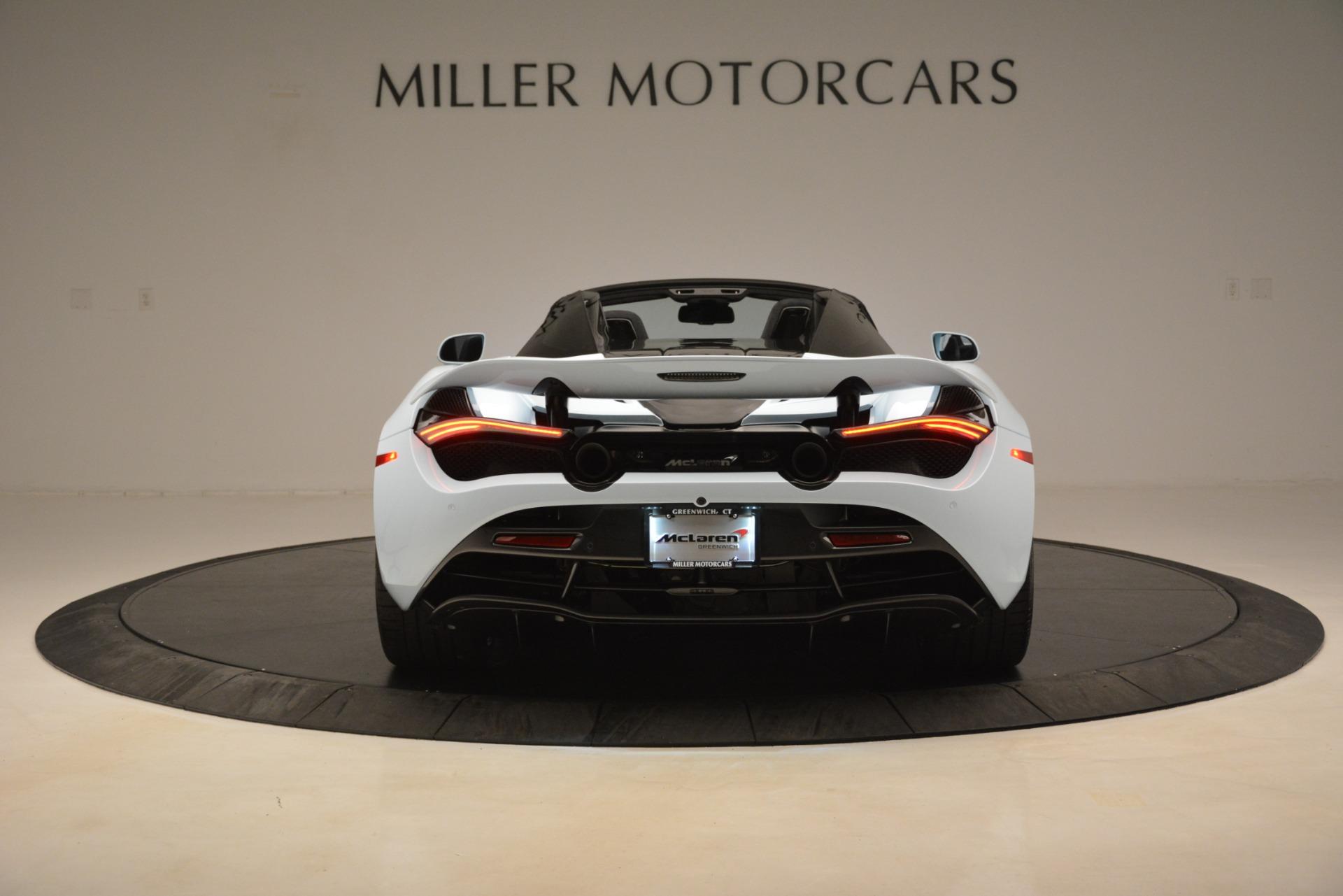 New 2020 McLaren 720S Spider For Sale In Westport, CT 3191_p4